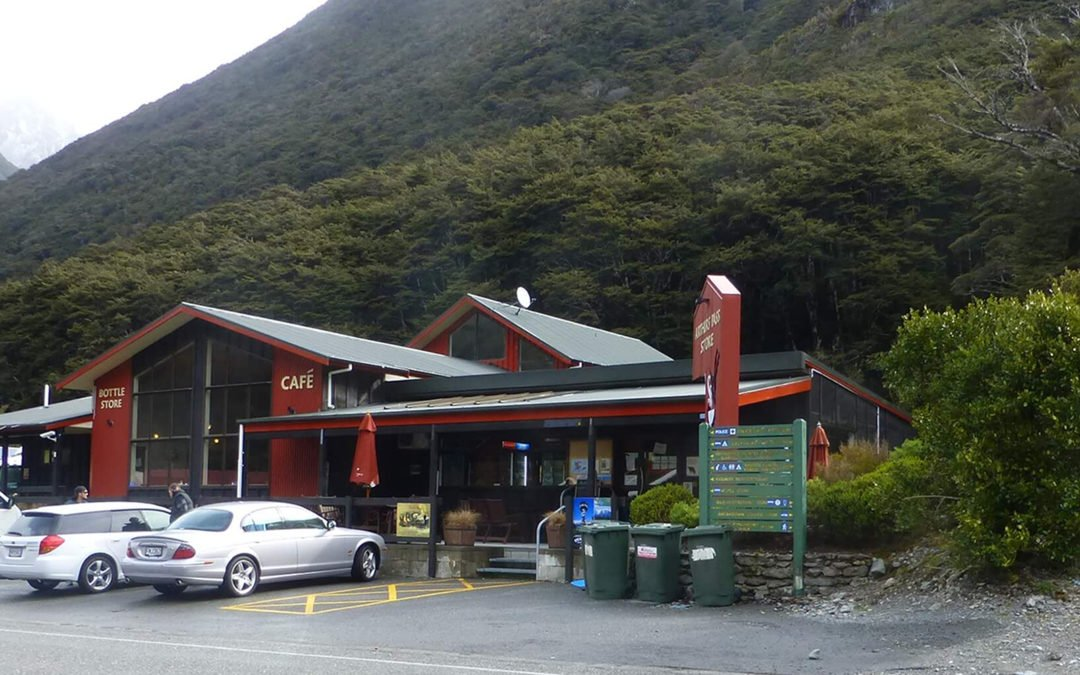 Arthurs Pass und Castle Hill