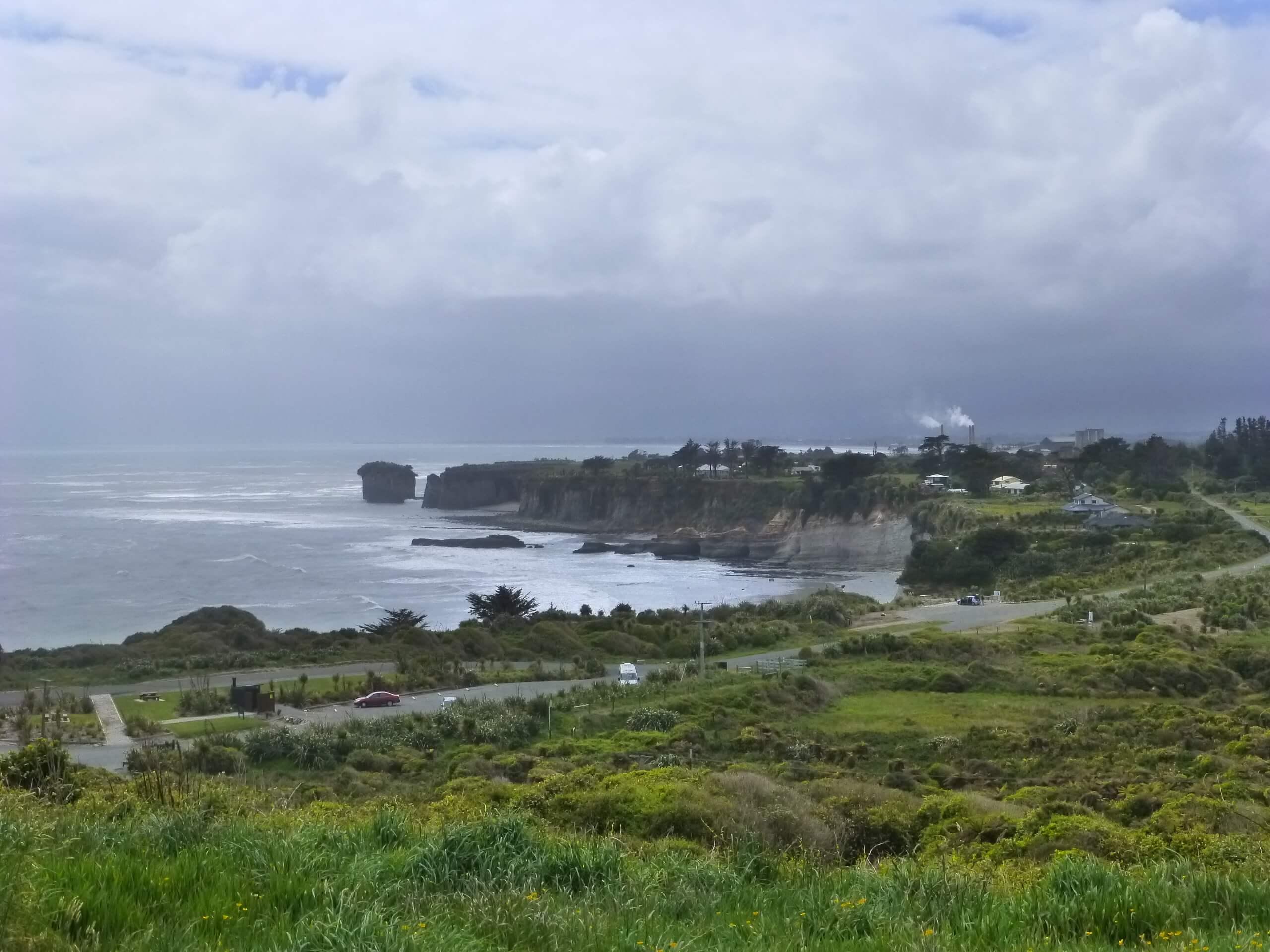 Cape Foulwind, NZ, Westküste 5