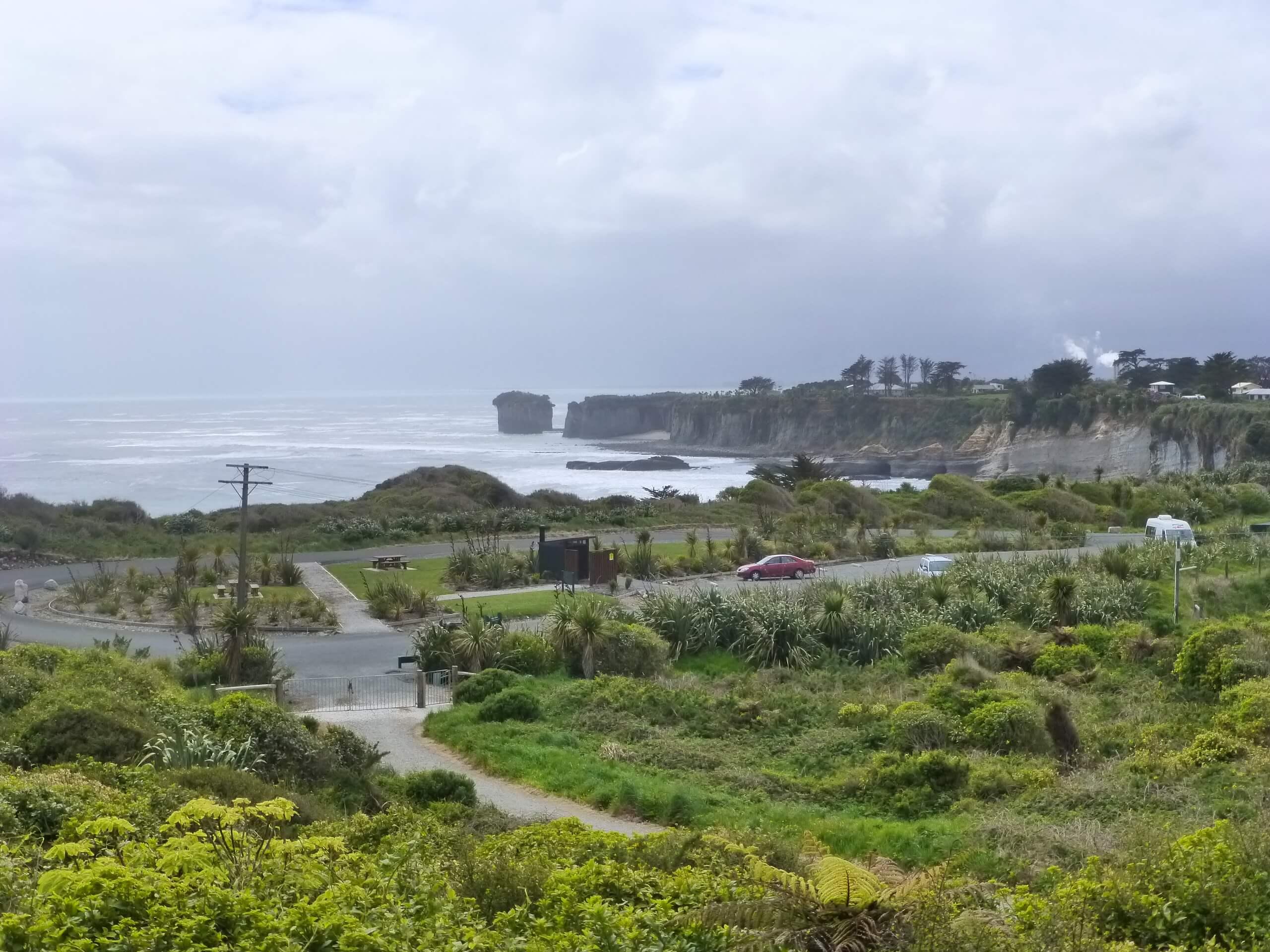 Cape Foulwind, NZ, Westküste 7