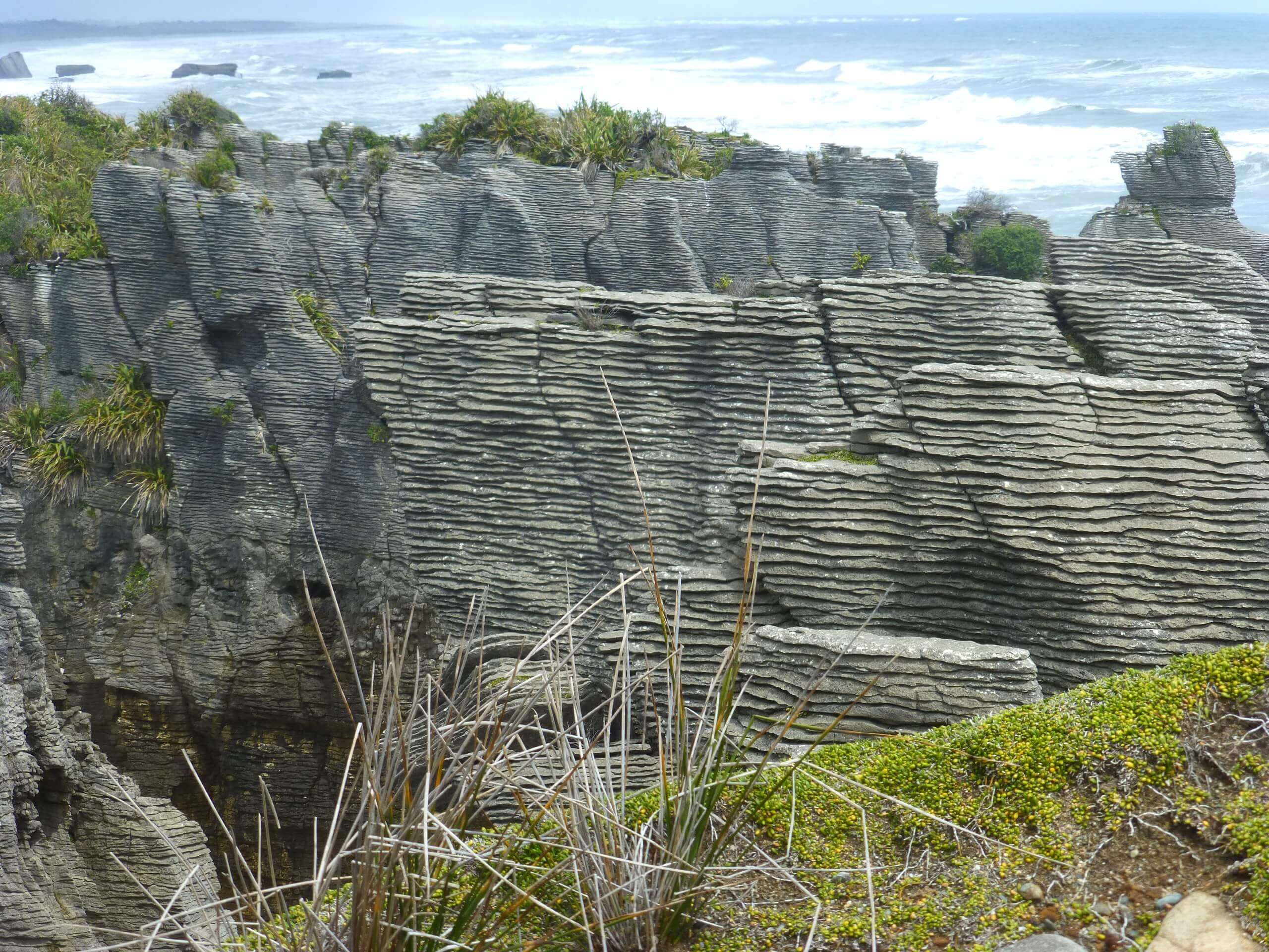 Pancake Rocks, Walk Way, Westküste Neuseeland 11