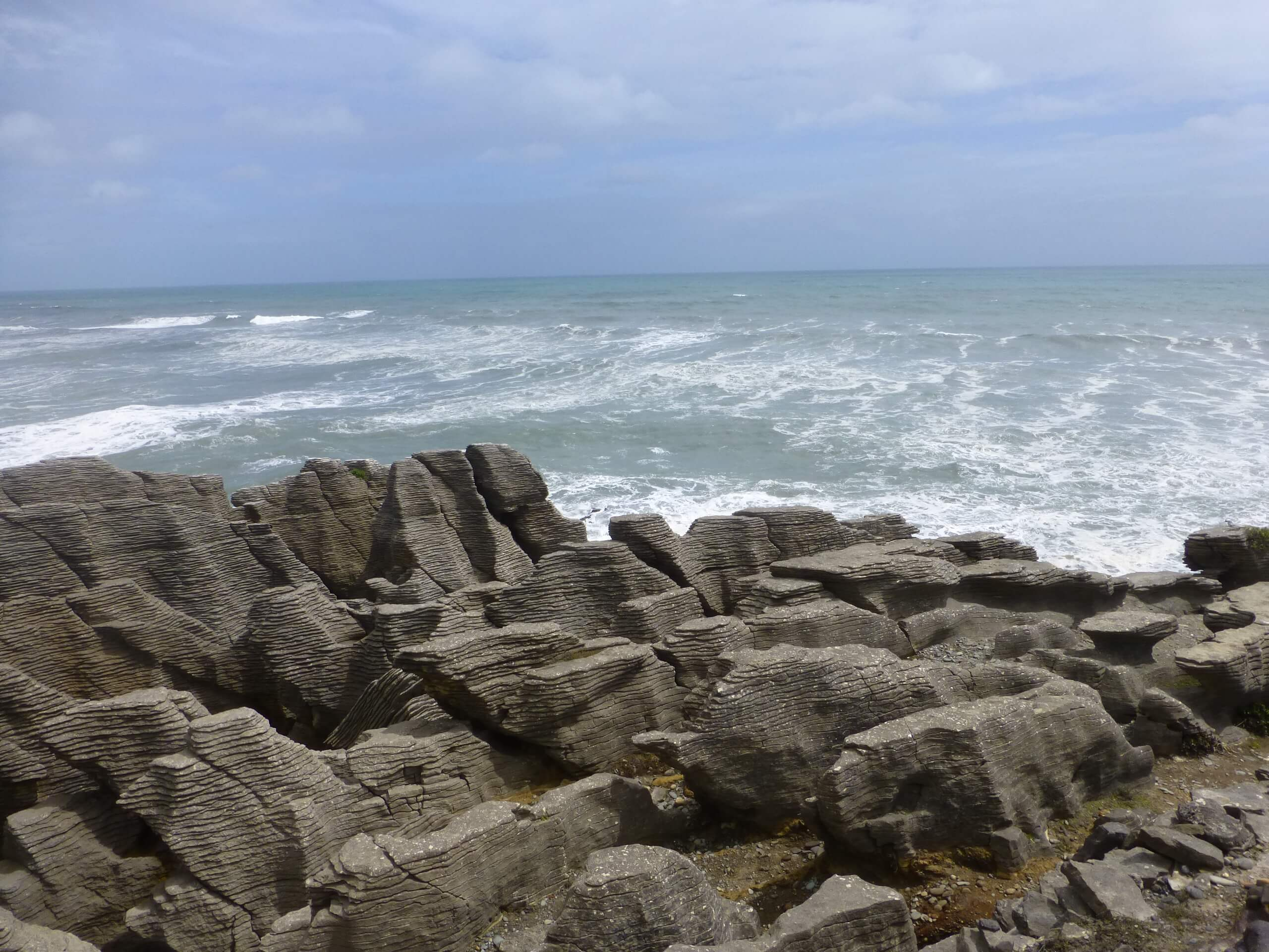Pancake Rocks Walk Way 12