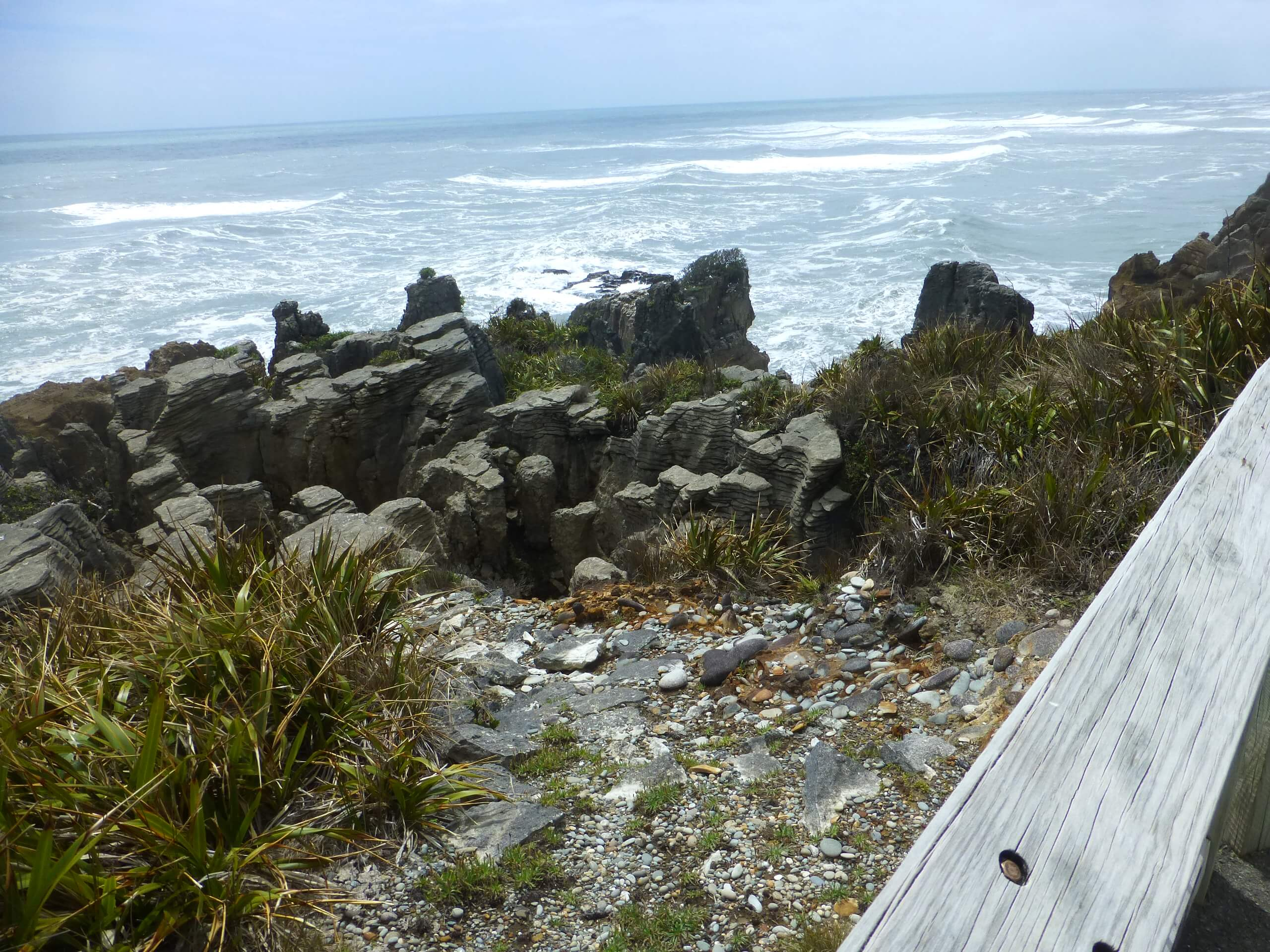 Pancake Rocks, Walk Way, Westküste Neuseeland 14