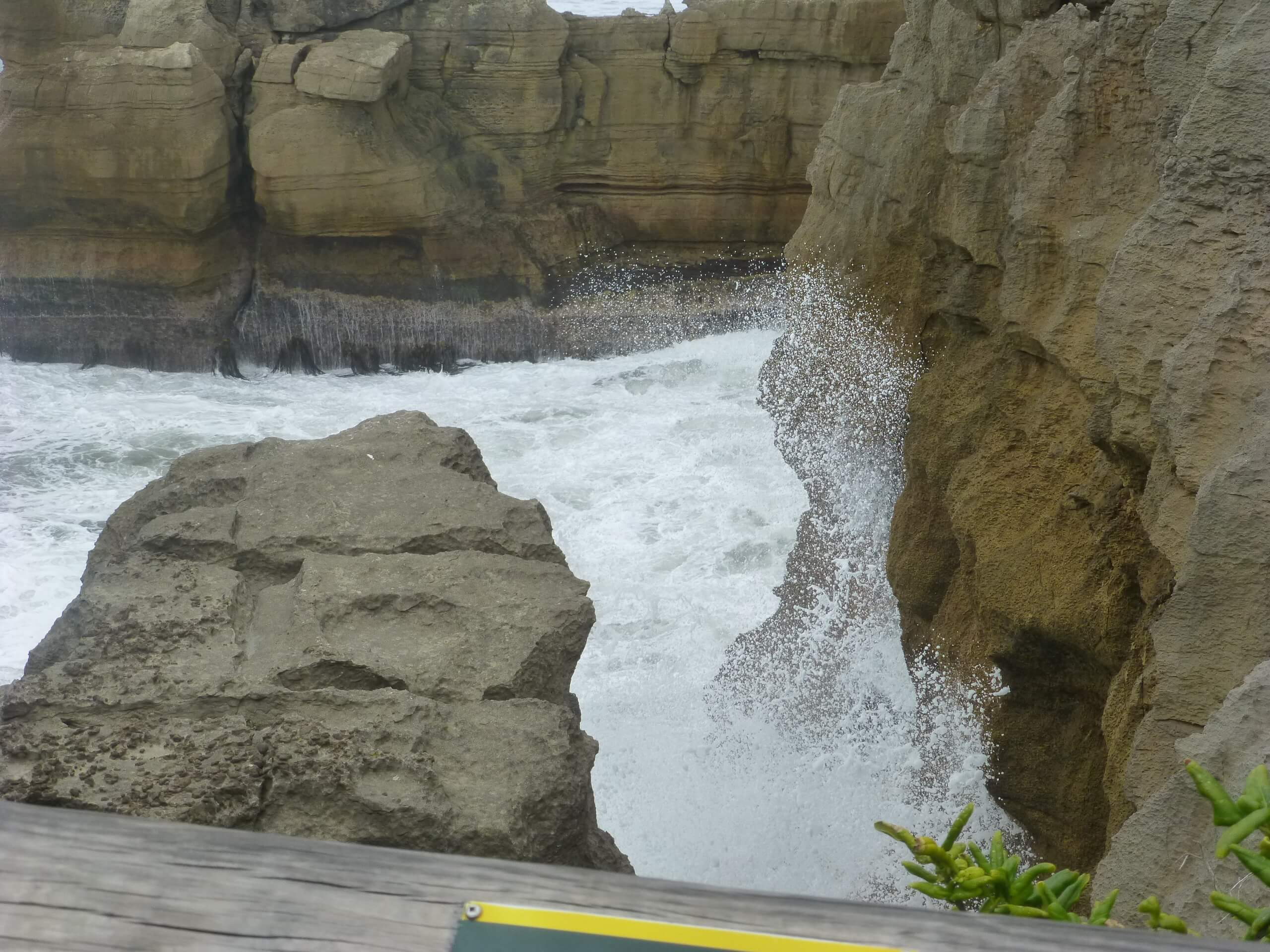 Pancake Rocks, Walk Way, Westküste Neuseeland 15