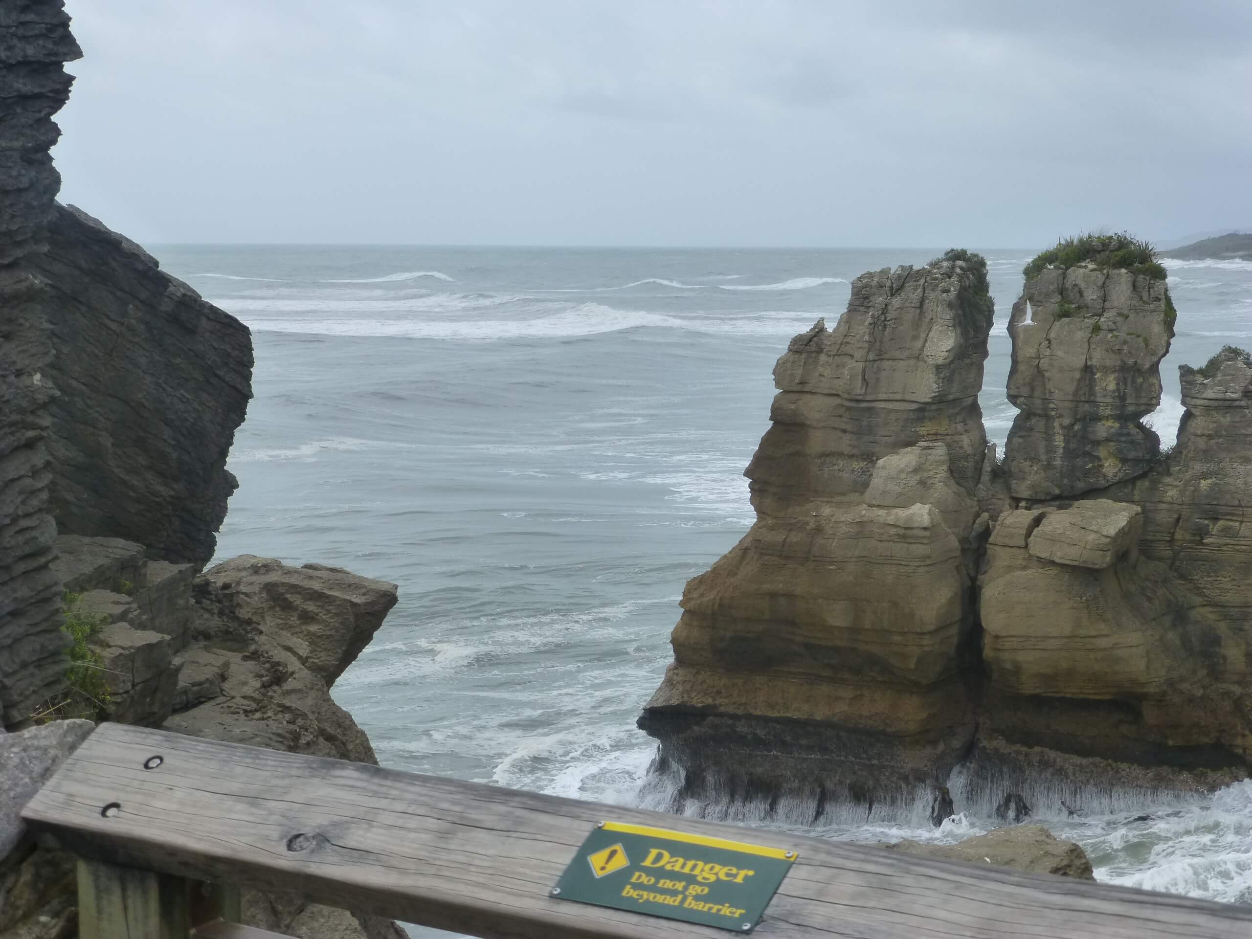 Pancake Rocks Walk Way 19