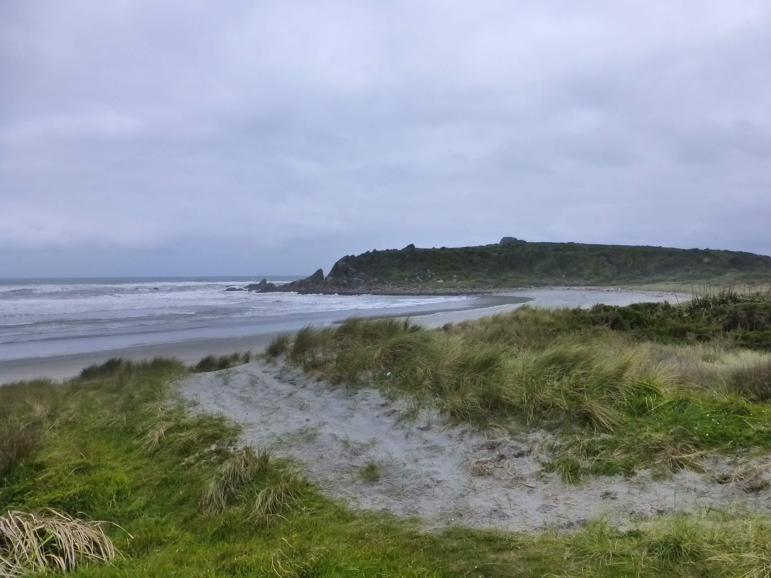 Tauranga Bay, Westküste, NZ 1