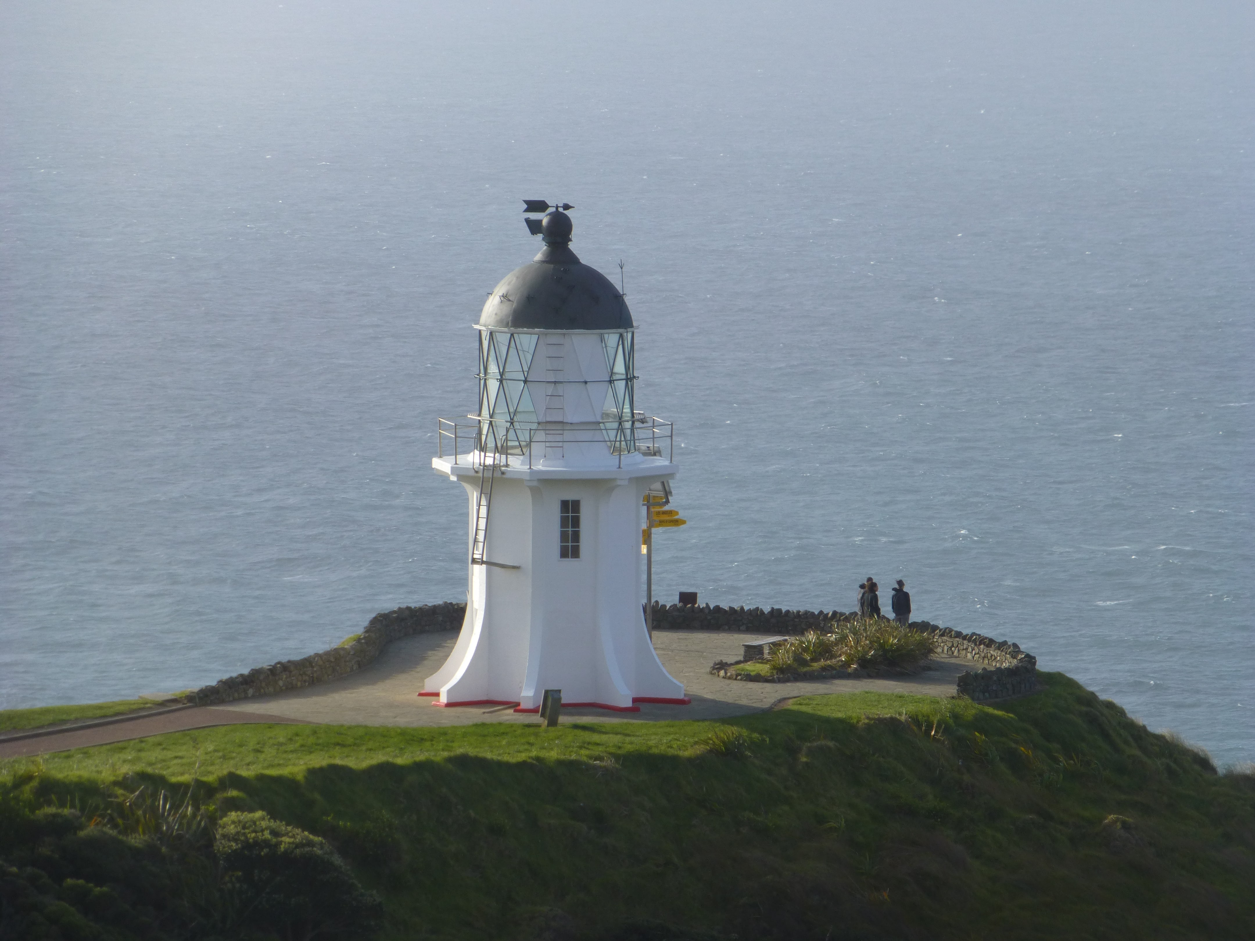 Light House , Cape Reinga, Neuseeland, Weit-weg.reisen