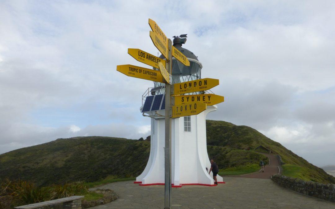 Erlebnisse auf der zweiten Neuseeland Reise