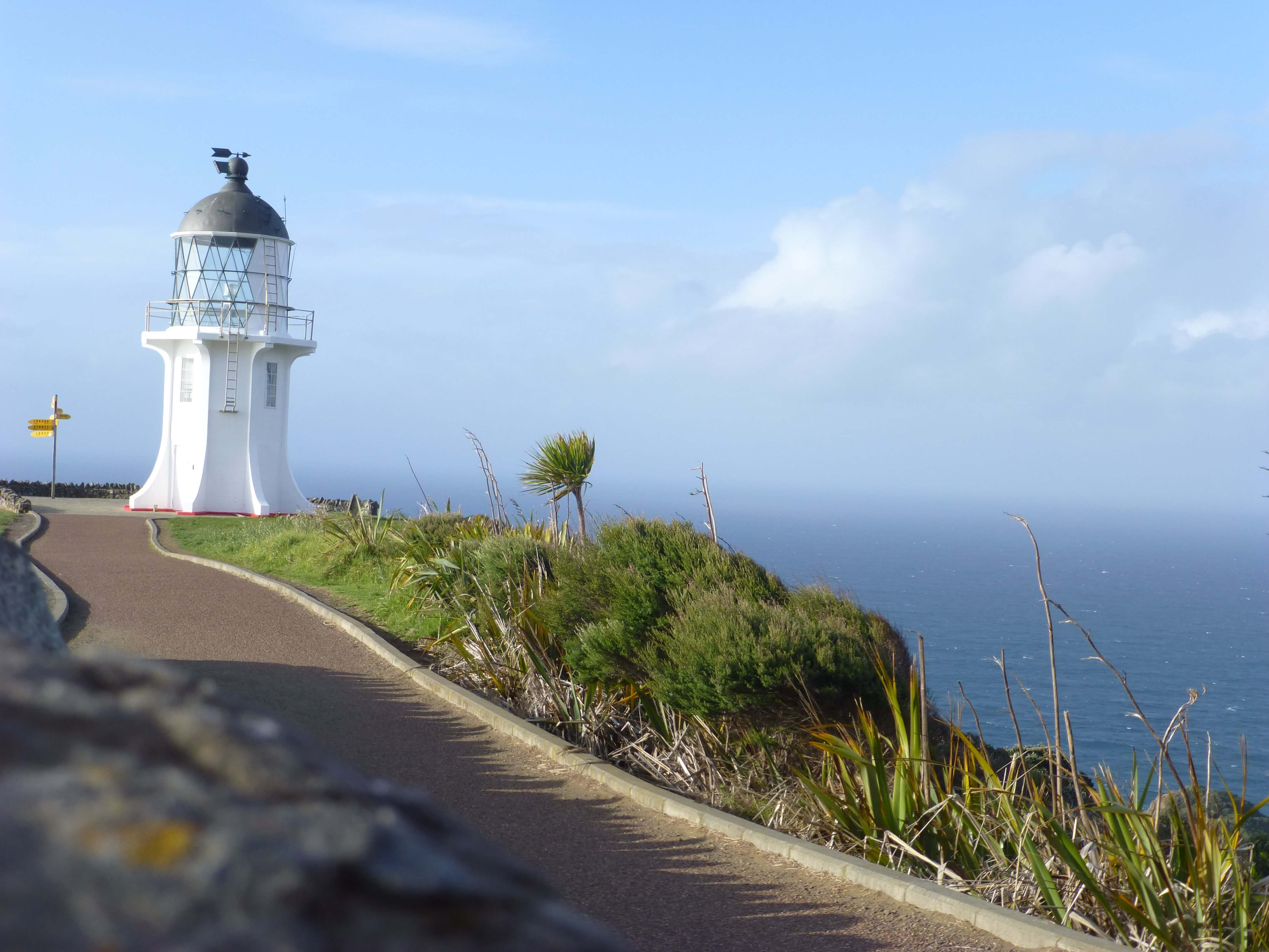Leuchtturm am Cape Reinga 10