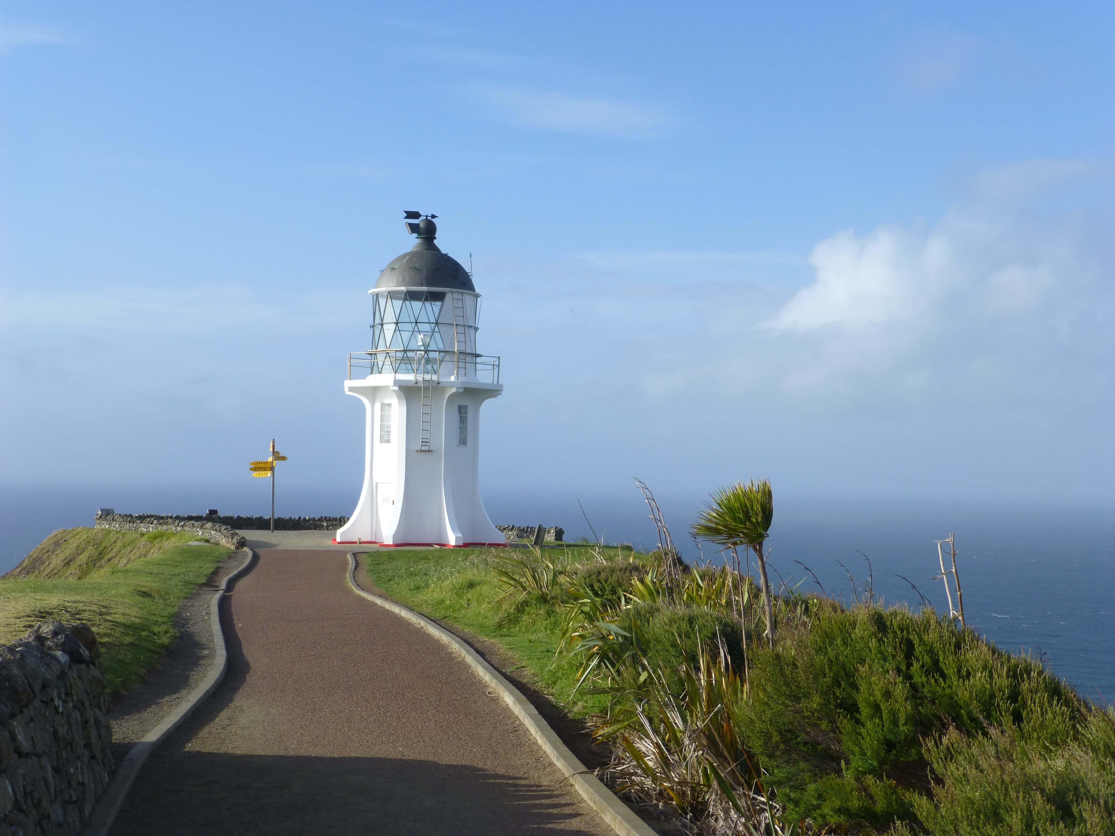 Leuchtturm am Cape Reinga 11