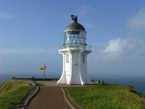 Neuseeland, Leuchtturm am Cape Reinga 12