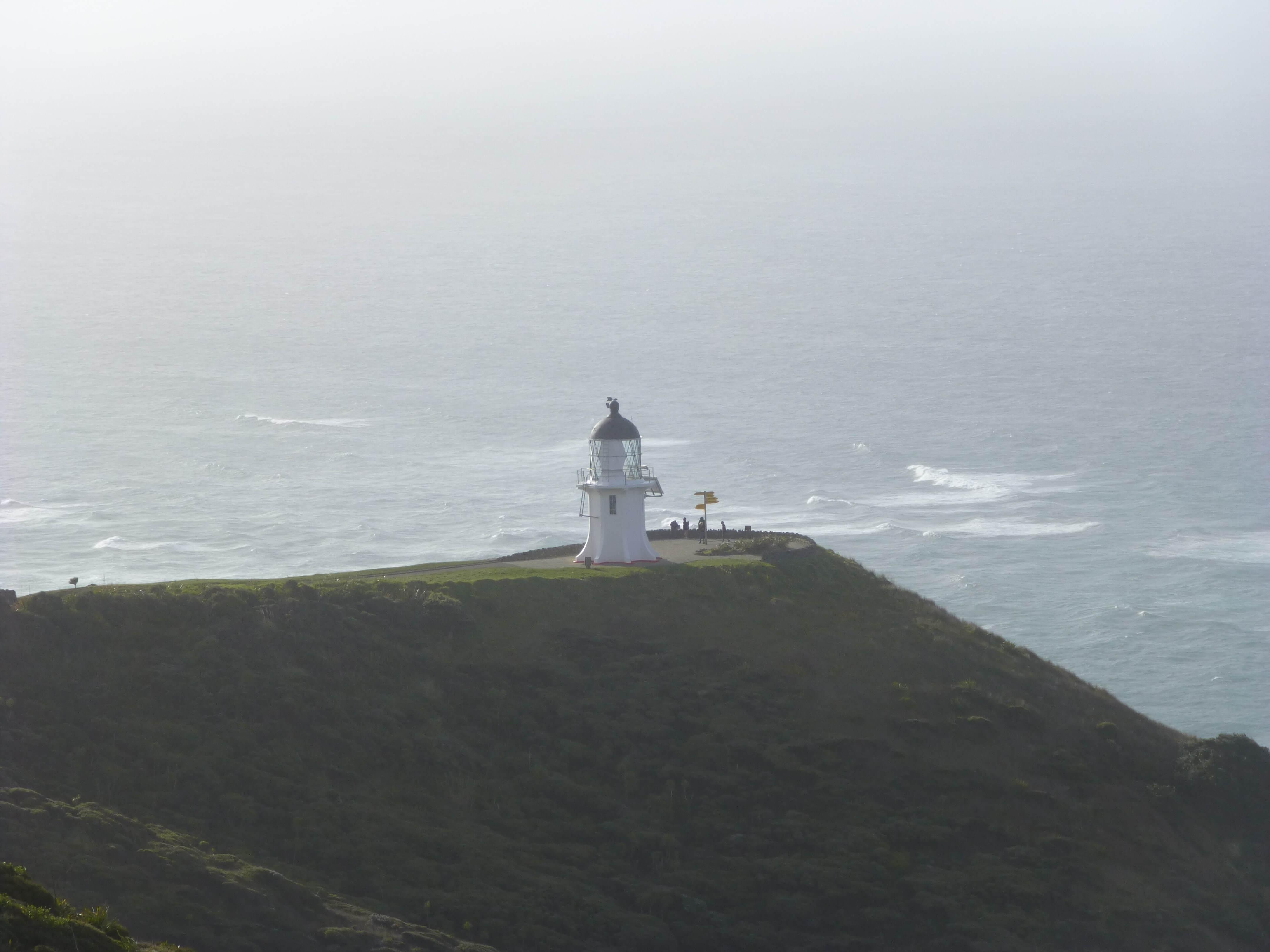 Leuchtturm am Cape Reinga 5