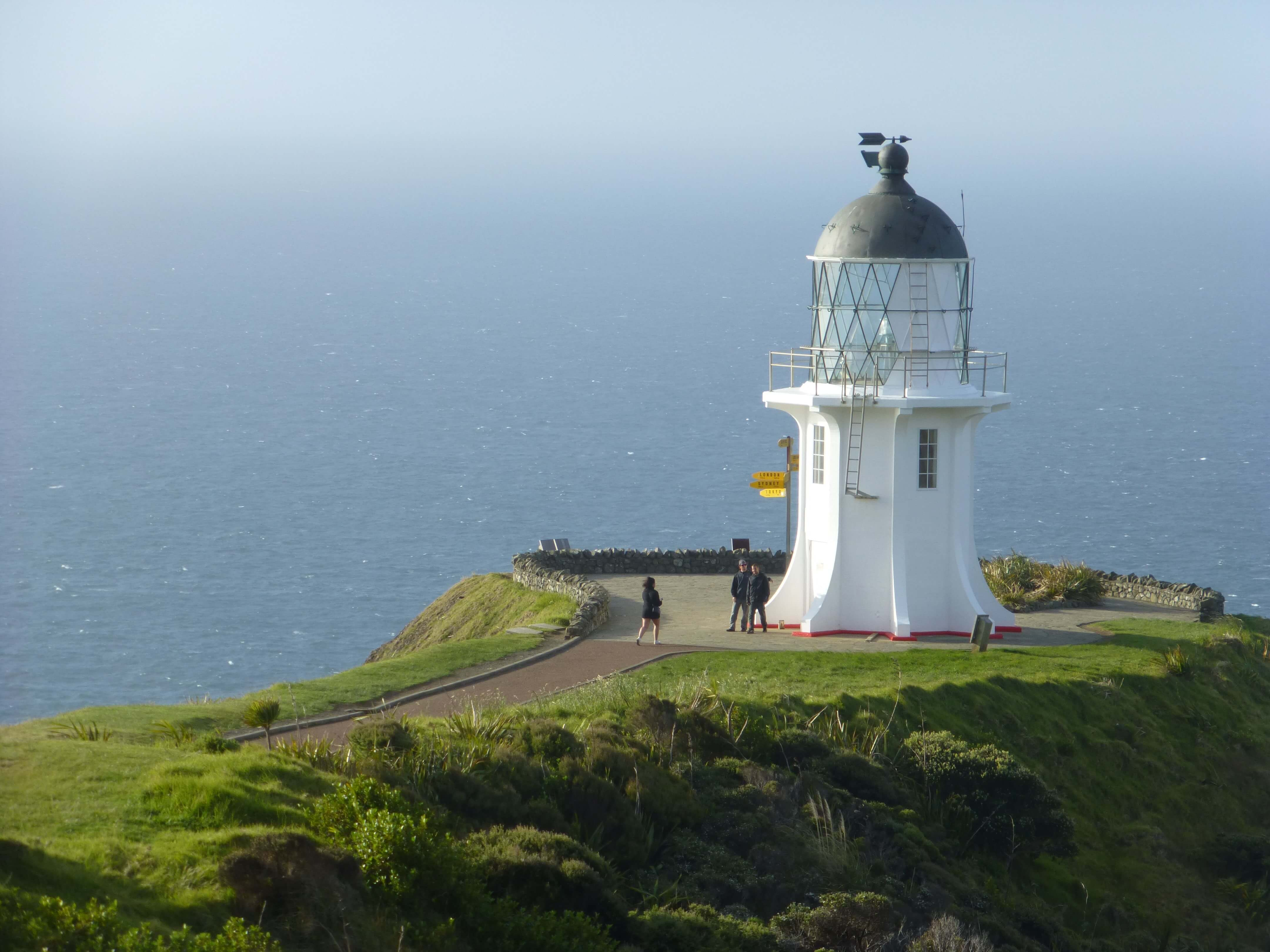 Leuchtturm am Cape Reinga 9