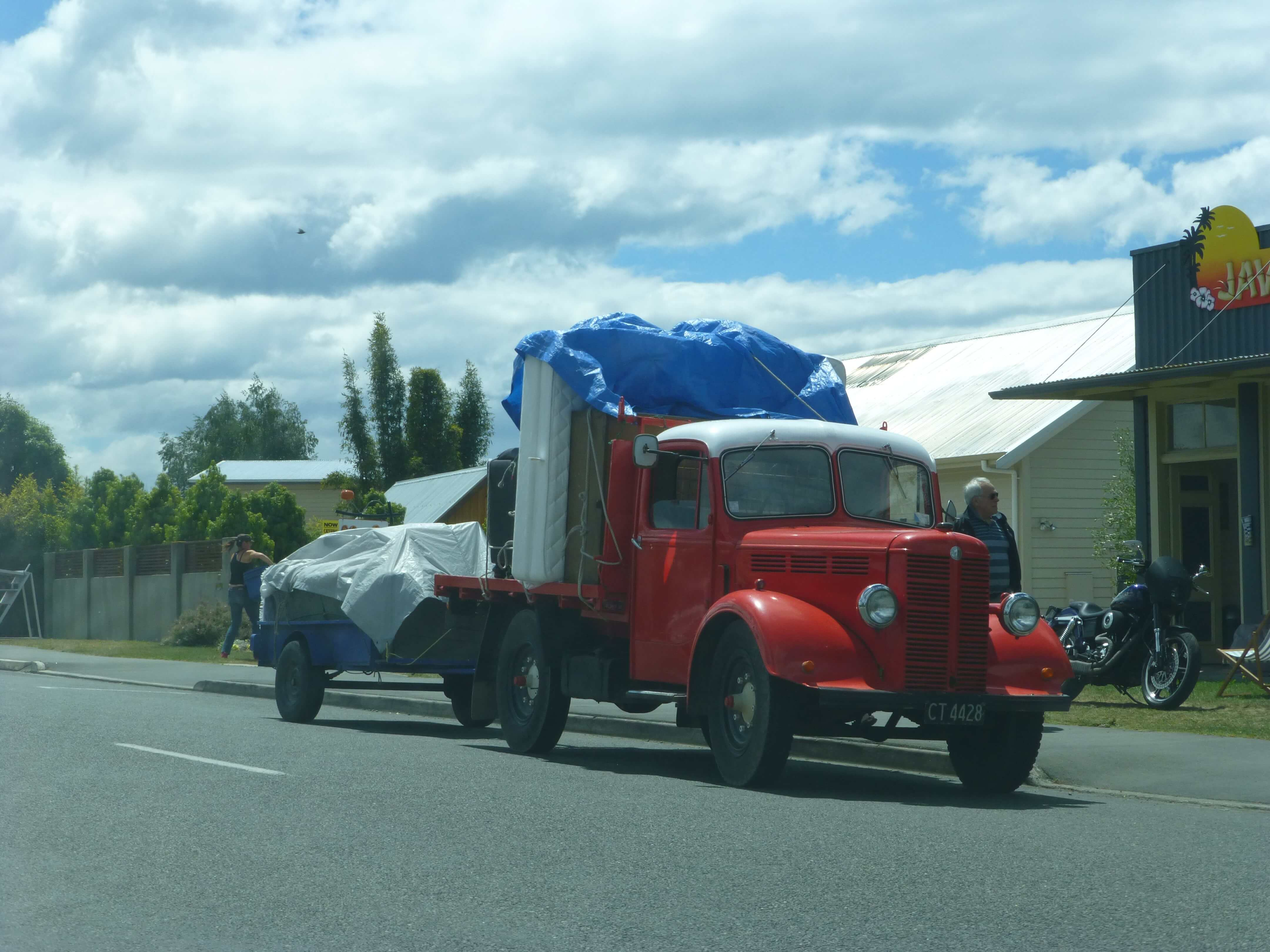 Weit weg Reisen, NZ, Motueka 1