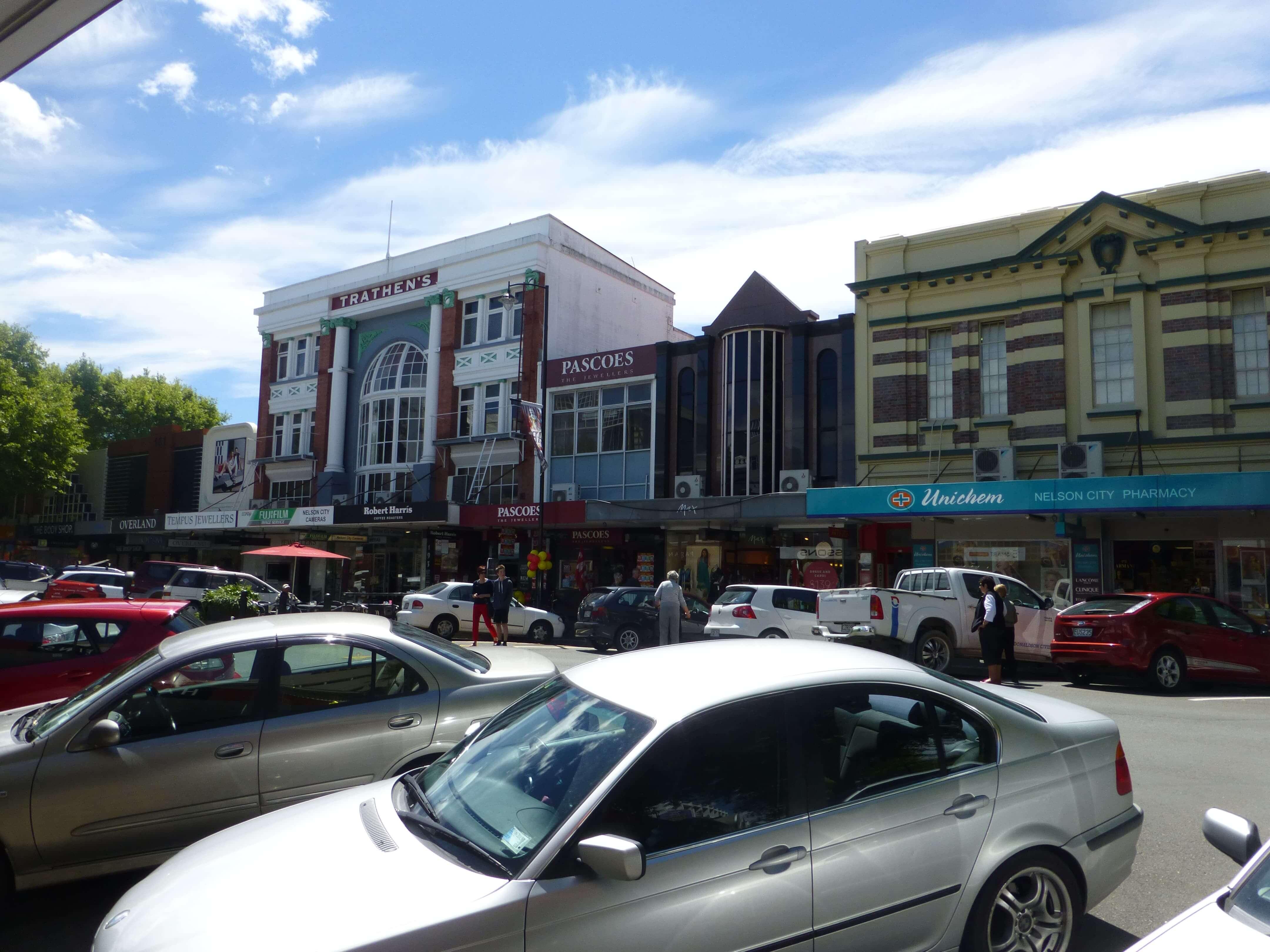 Weit weg reisen, Nelson Neuseeland 12