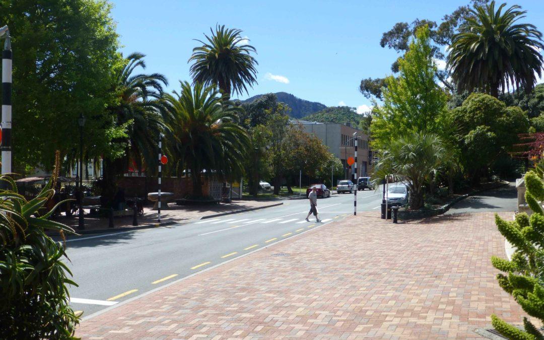 Nelson, im Norden der Südinsel Neuseelands