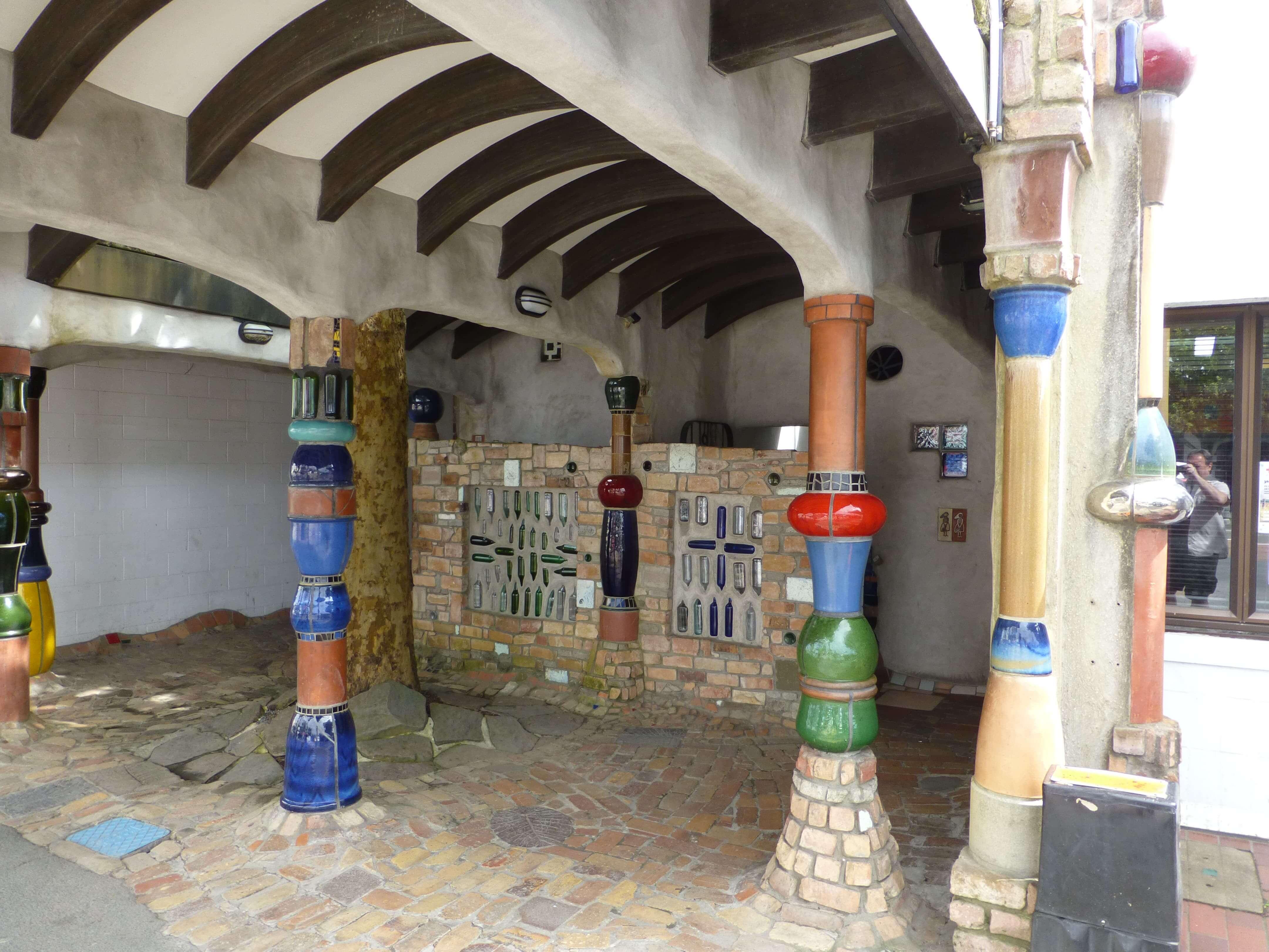 weit-weg.reisen, Hundertwasser Toil. 3