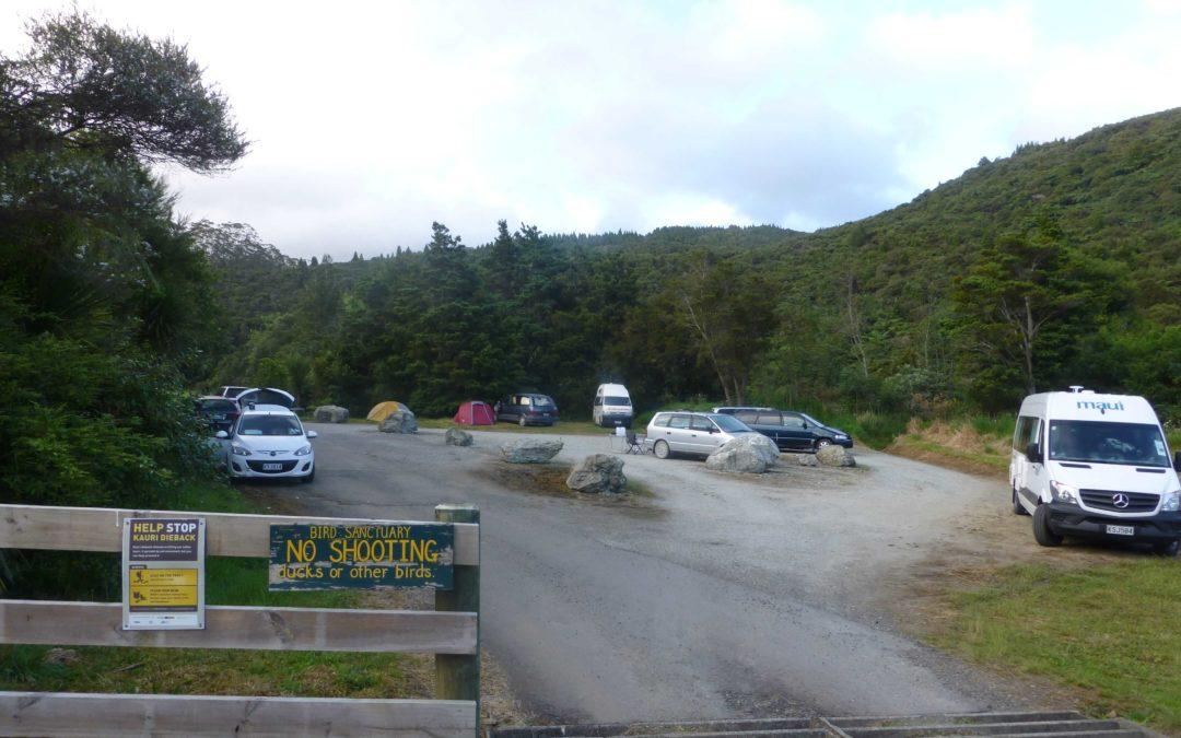 Campingplätze, Privatunterkünfte, Hotels?