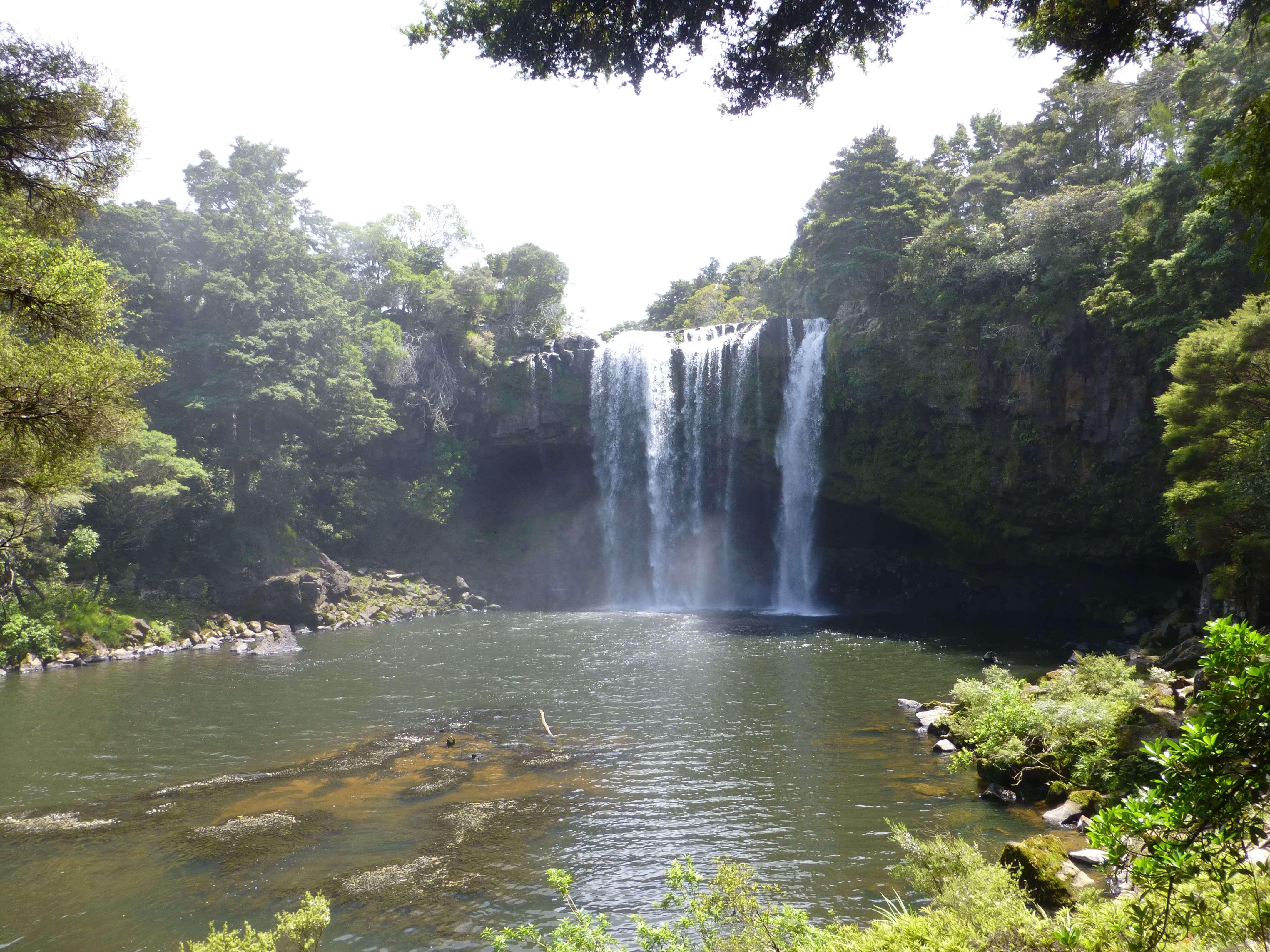 Weit weg Reisen, Rainbow Falls, bei Kerikeri 9