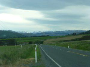 Weit weg reisen, Highway Neuseeland