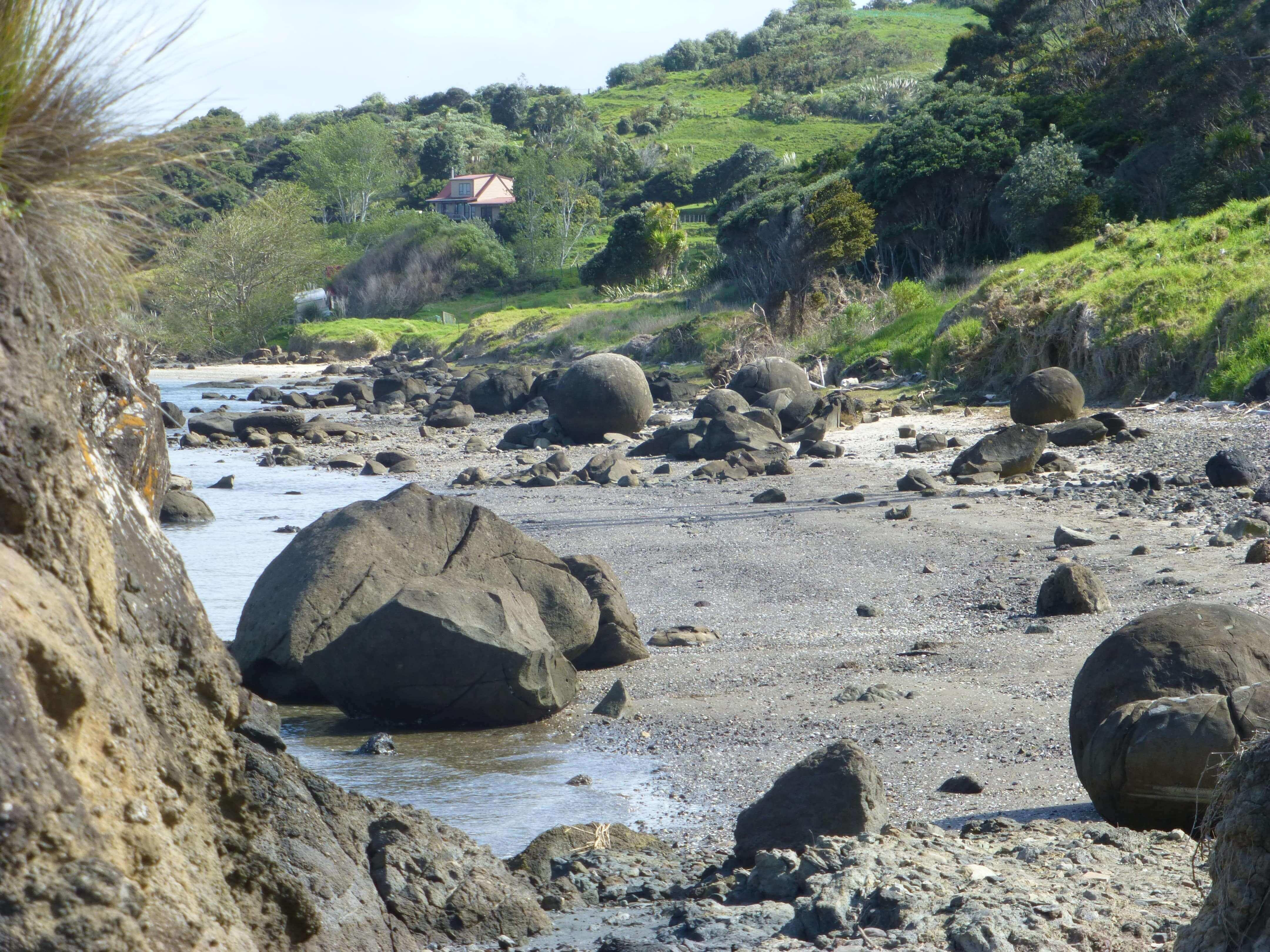 weit weg reisen, Koutu Boulders 14