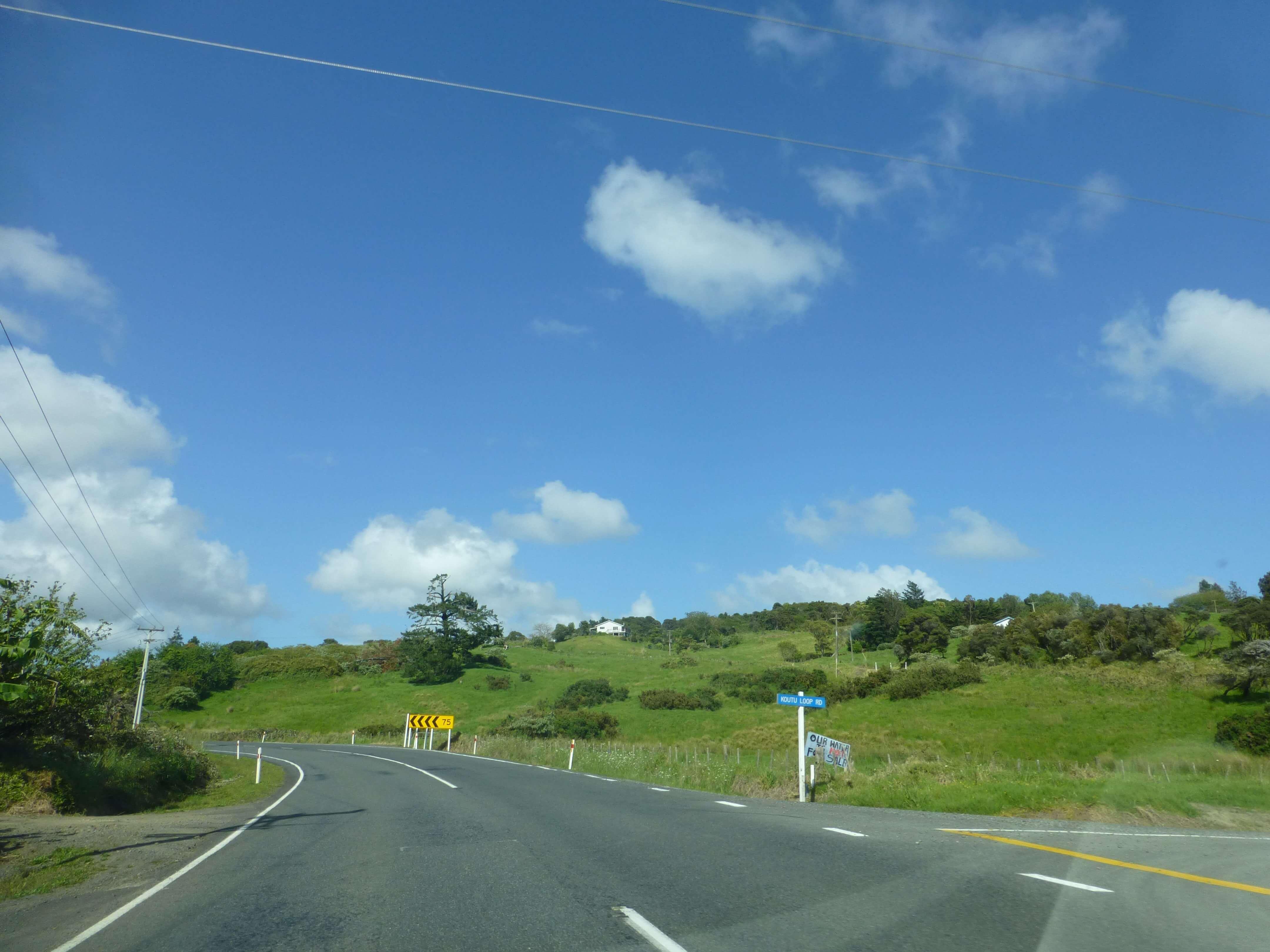 weit weg reisen, Koutu Boulders 2
