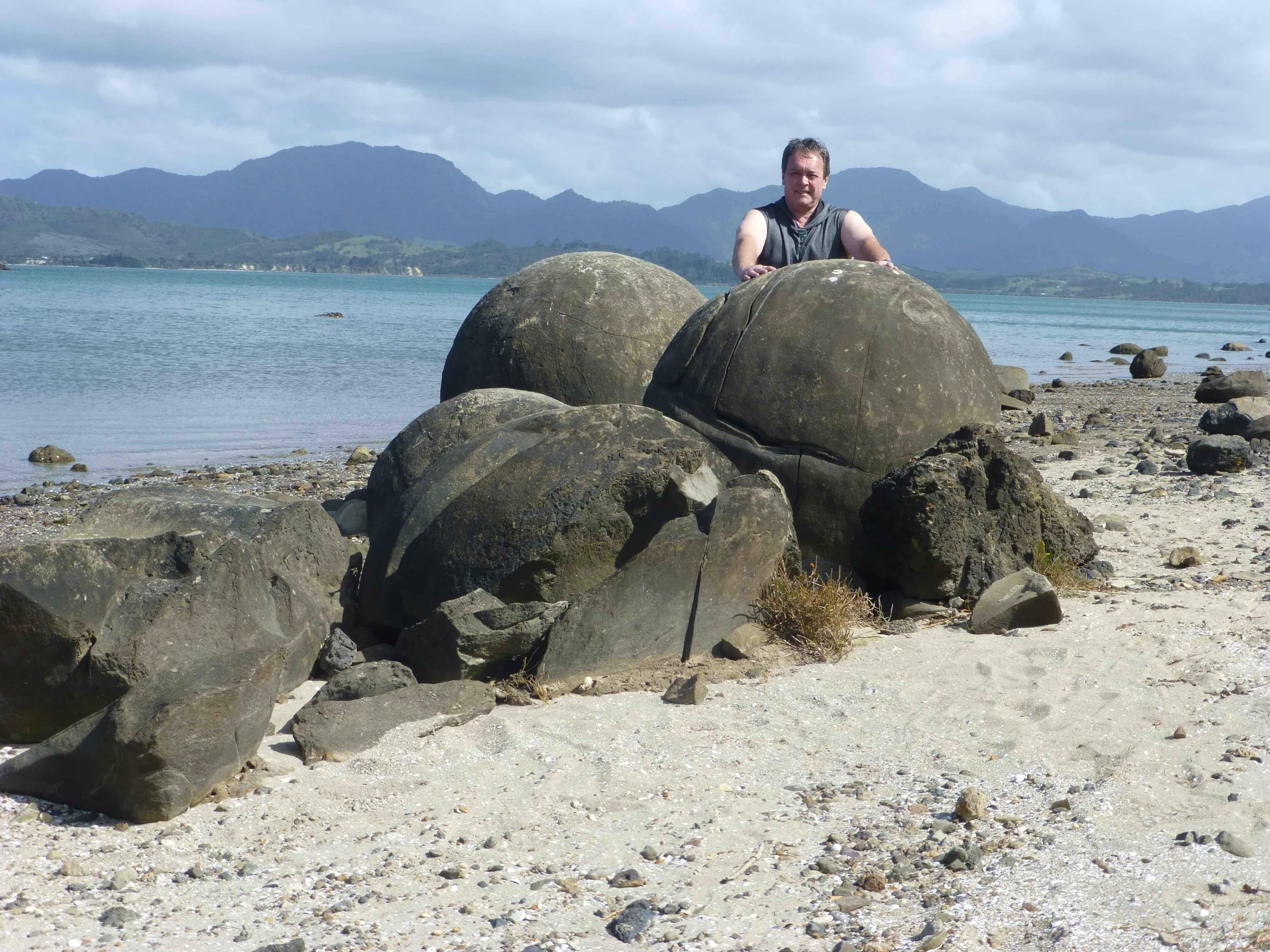 weit weg reisen, bei den Koutu Boulders 22
