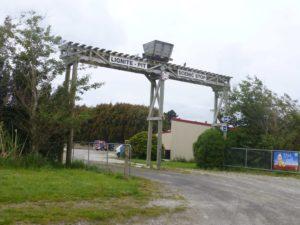 Lignite Pit Secret Garden, weit weg reisen, NZ 4