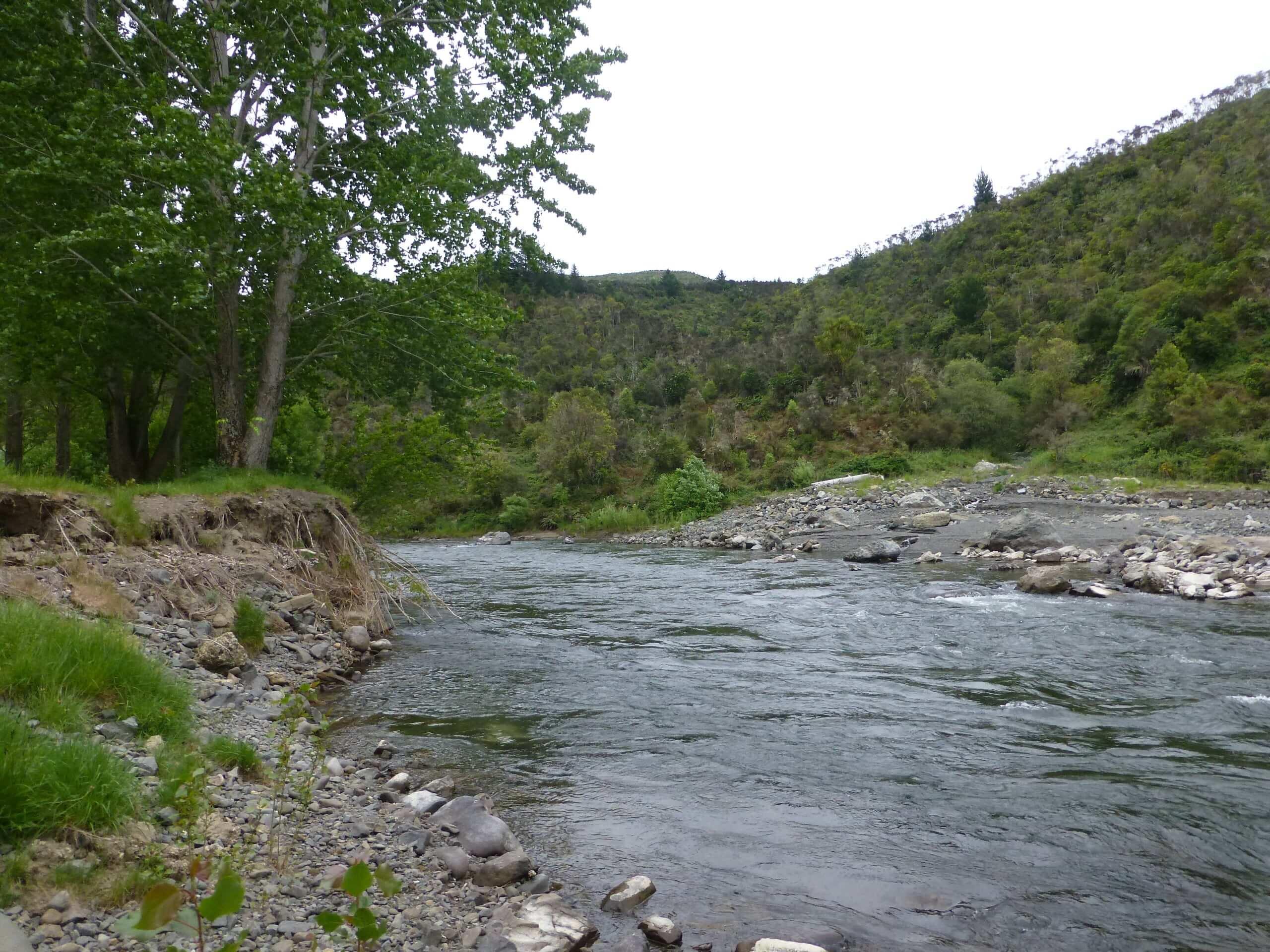Weit weg Reisen, Mōhaka River, Mountain Valley Adventures Lodge 1