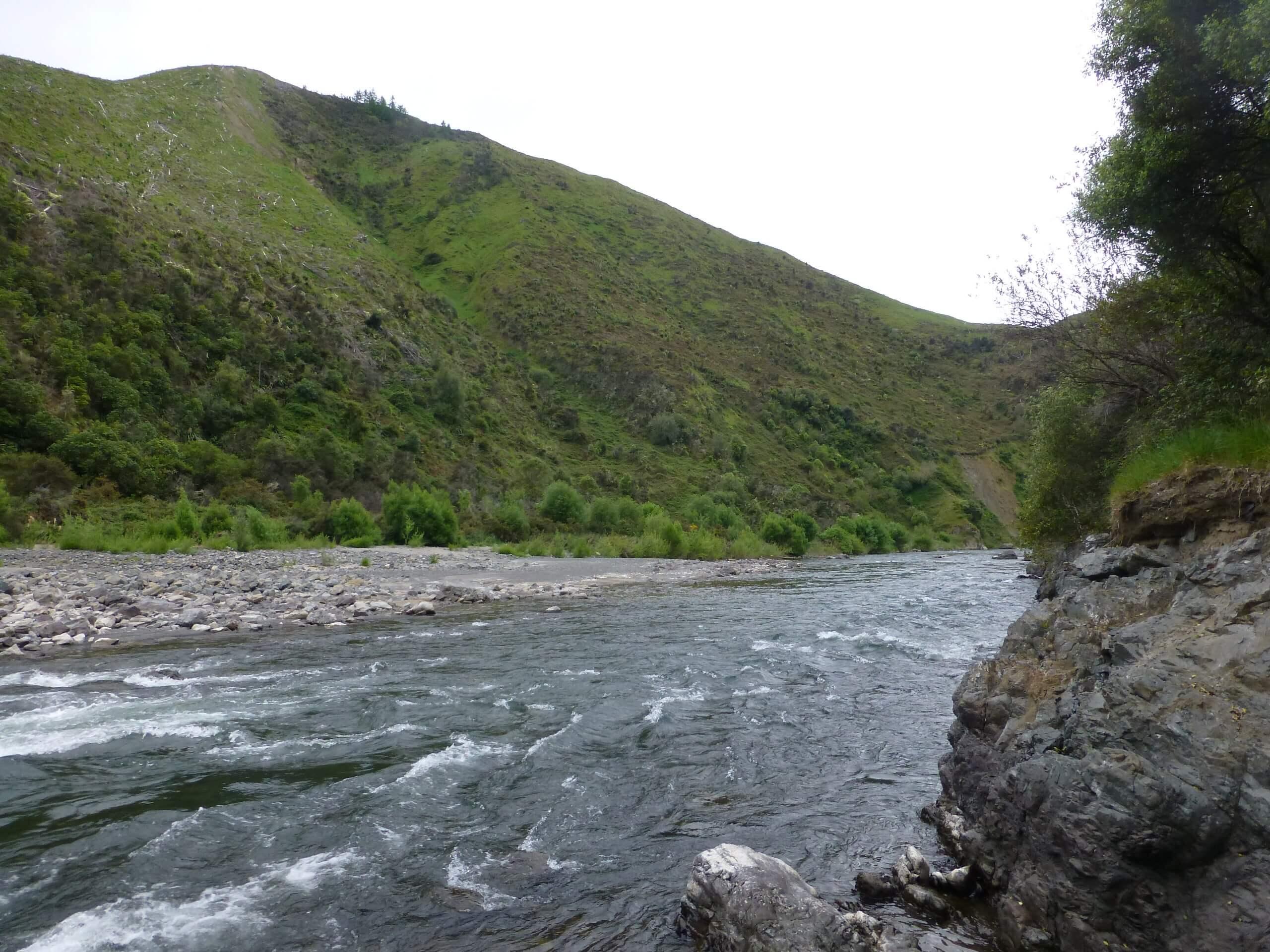Weit weg Reisen, Mōhaka River, Mountain Valley Adventures Lodge 3