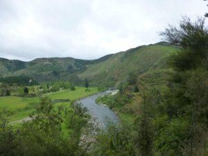 Weit weg Reisen, im Tal des Mōhaka River, die Mountain Valley Adventures Lodge 3