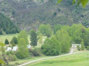 Weit weg Reisen, im Tal des Mōhaka River, die Mountain Valley Adventures Lodge 5