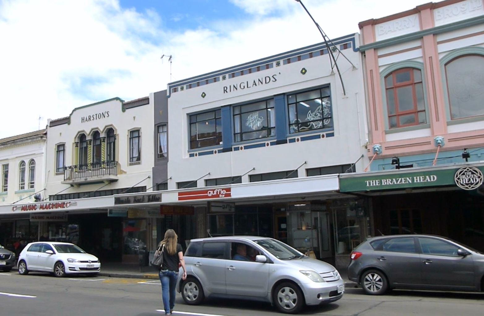 Weit weg Reisen, Napier, Art Deco City 6