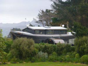 Dunedin, Aramoana, Ark-Tohora-a Boat