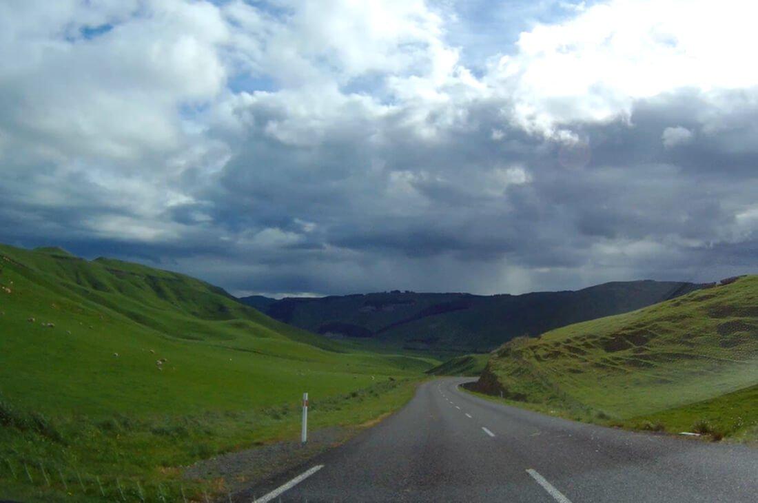 Weit-weg.reisen, Gentle Annie Road 1