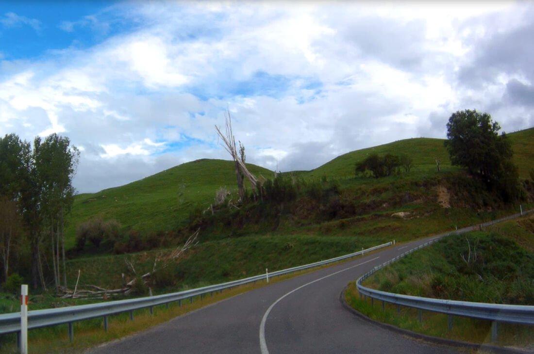 Weit-weg.reisen, Taihape Road & Erewhon Road 2