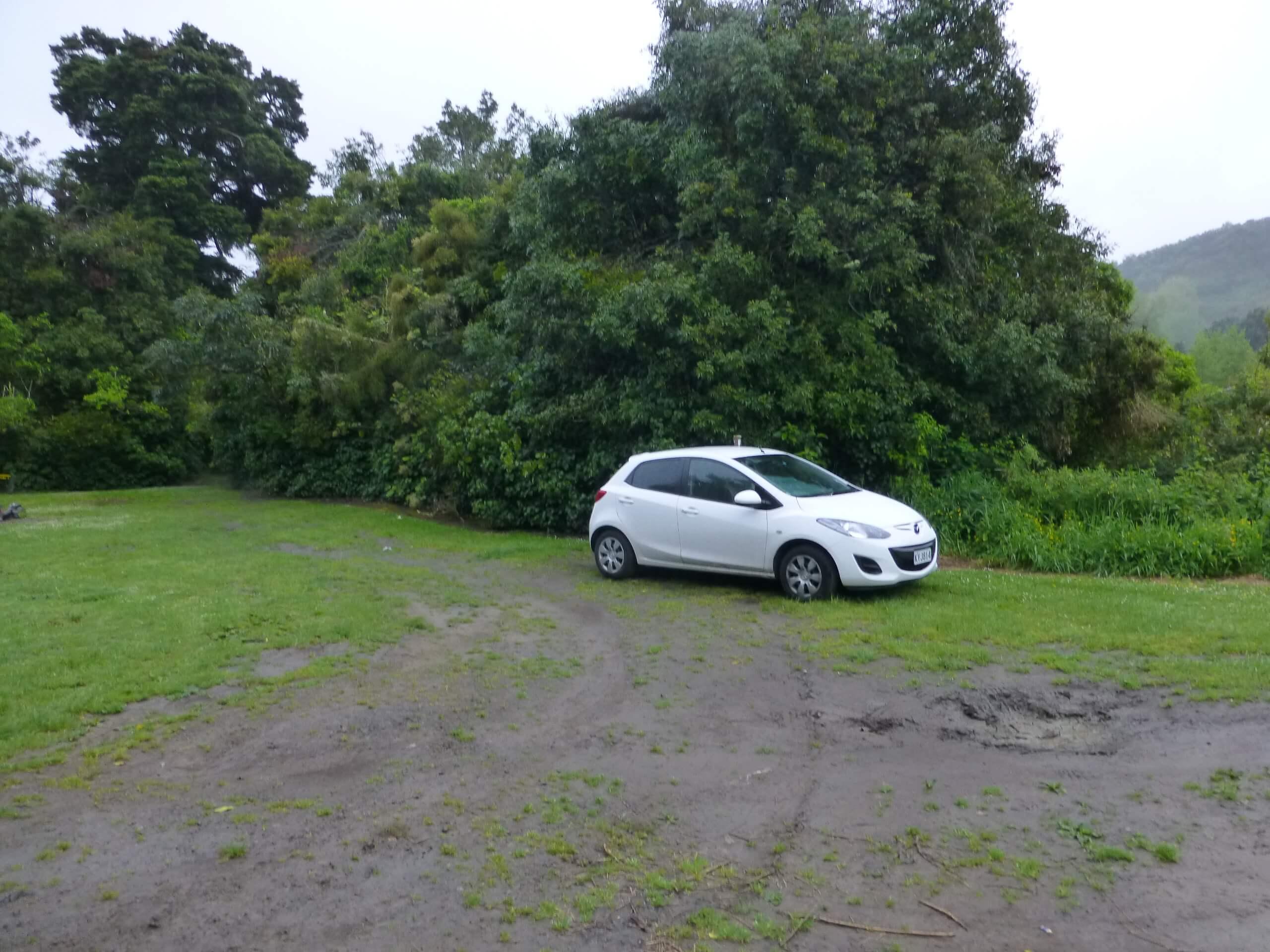 Campingplatz, PiriPiri 4, Weit weg reisen