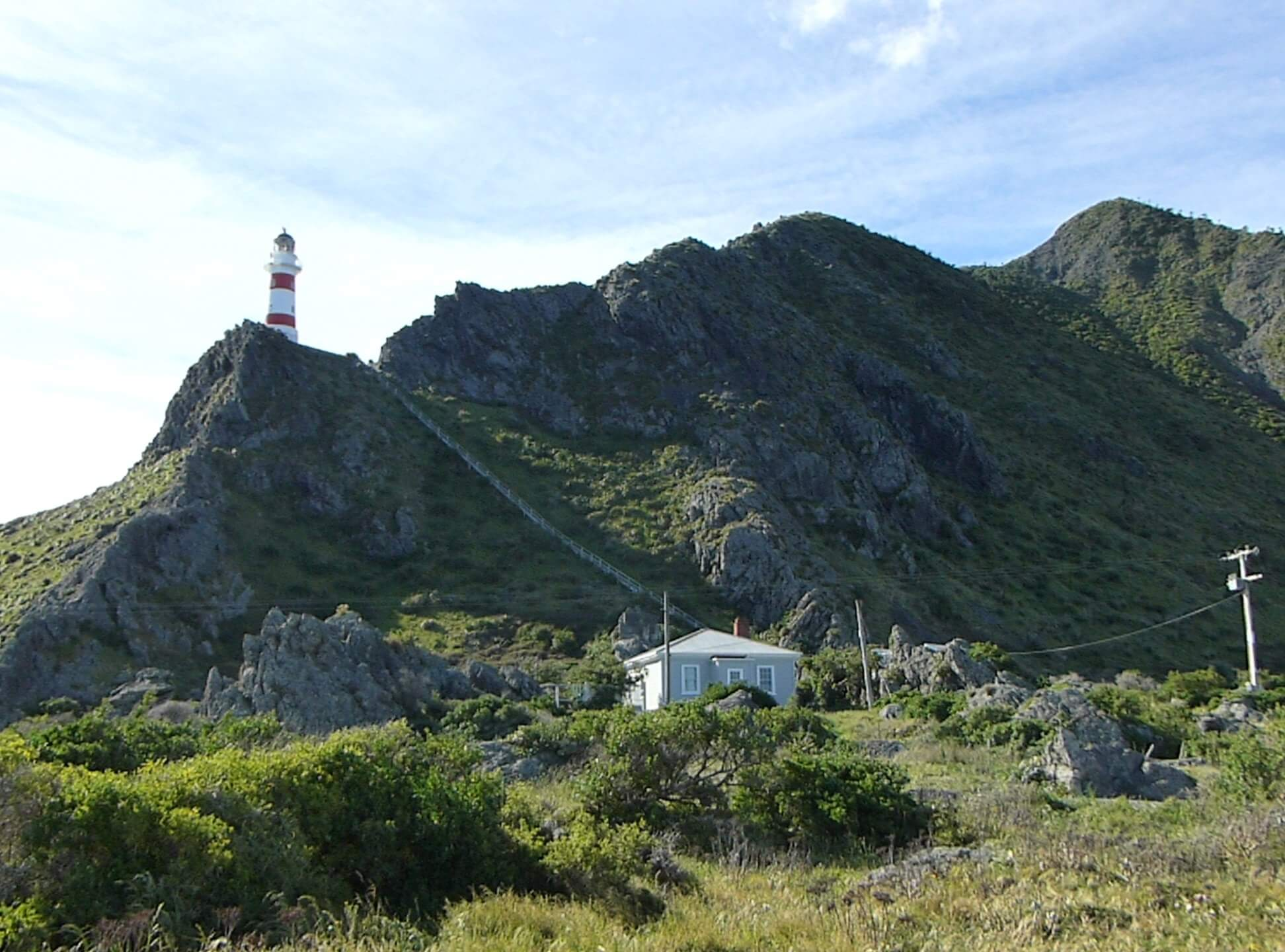 Weit-weg.reisen, Cape Palliser Lighthouse