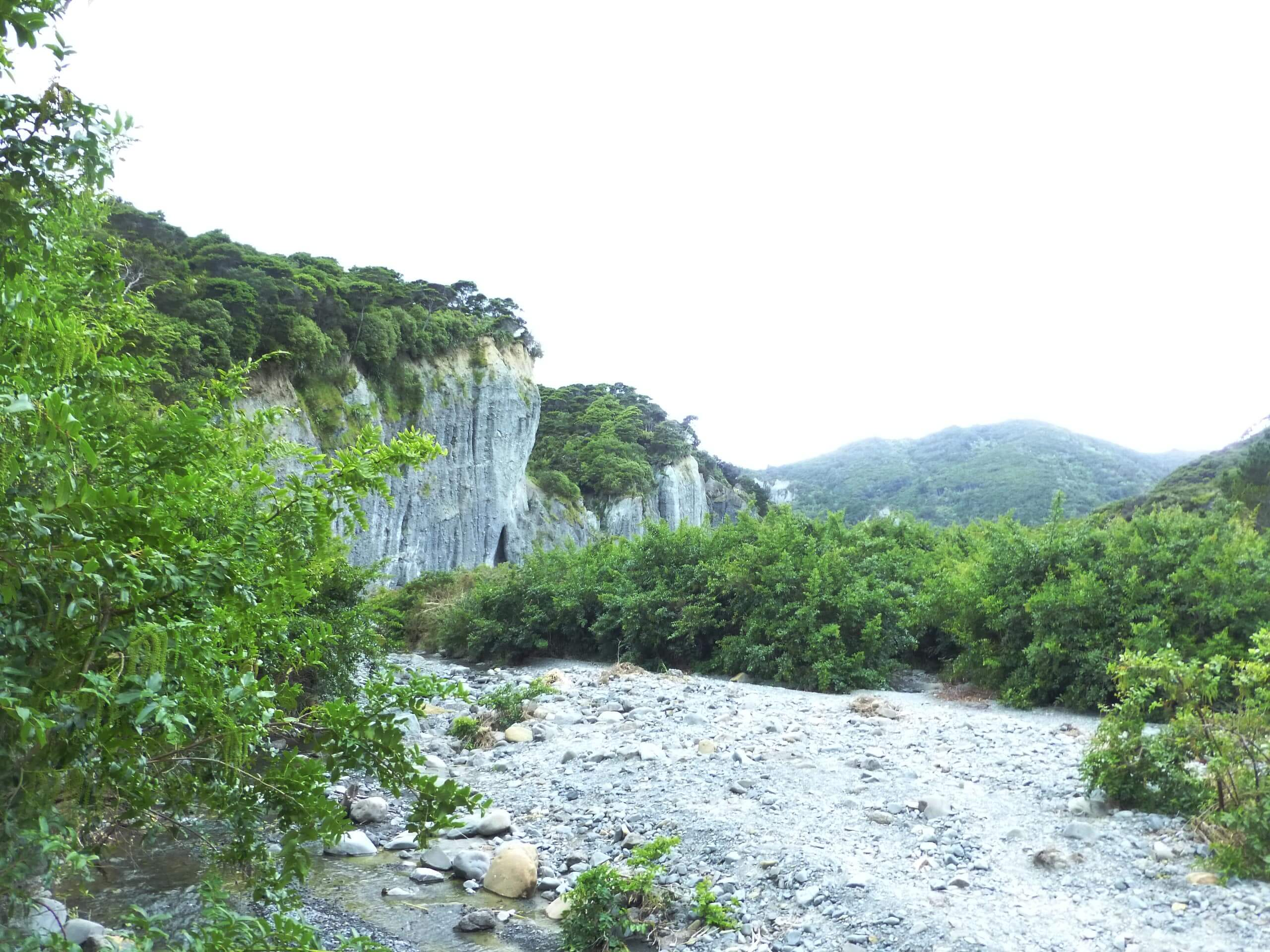Weit-weg.reisen, Putangirua Pinnacles 1