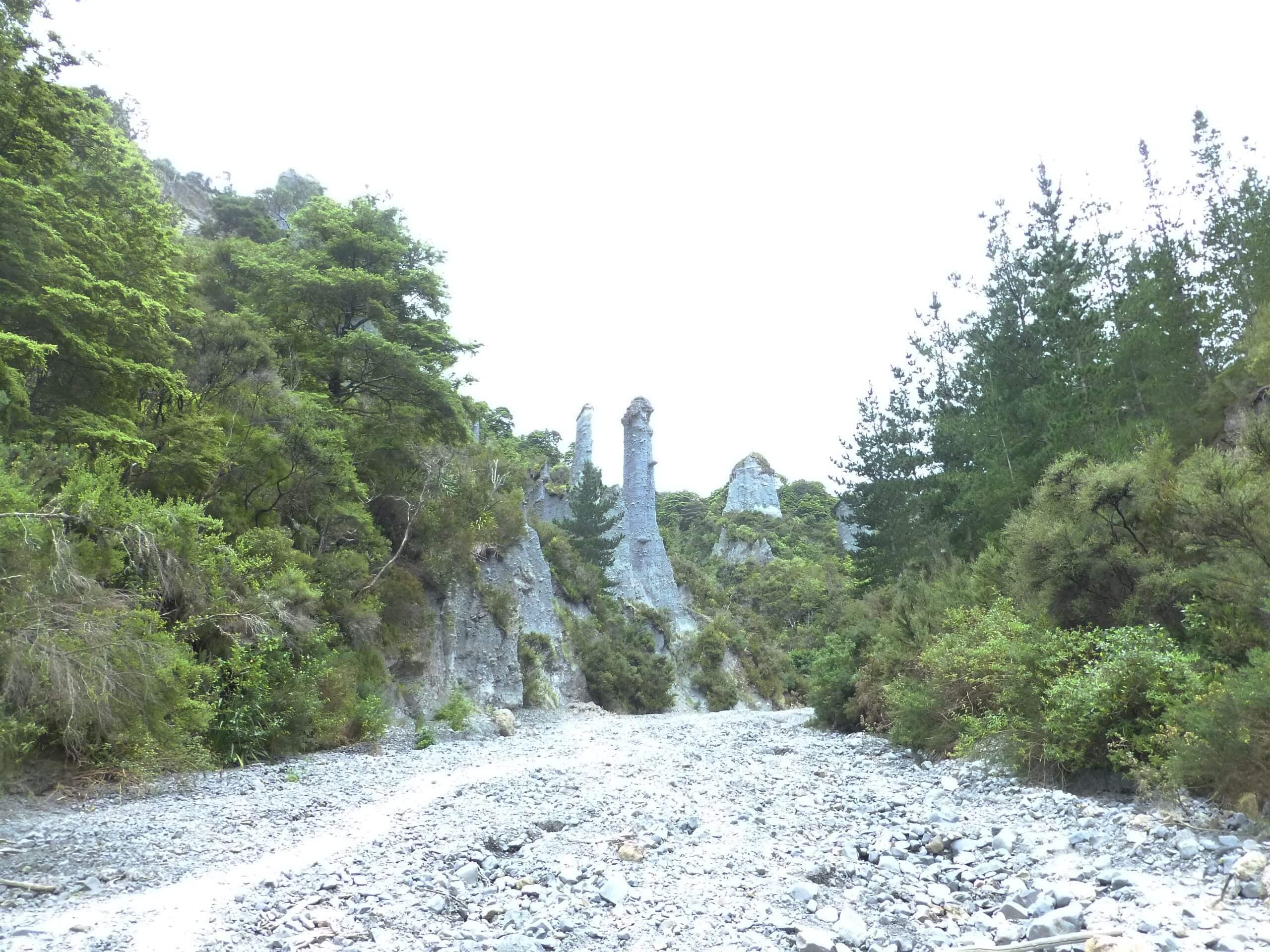 Weit-weg.reisen, Putangirua Pinnacles 11