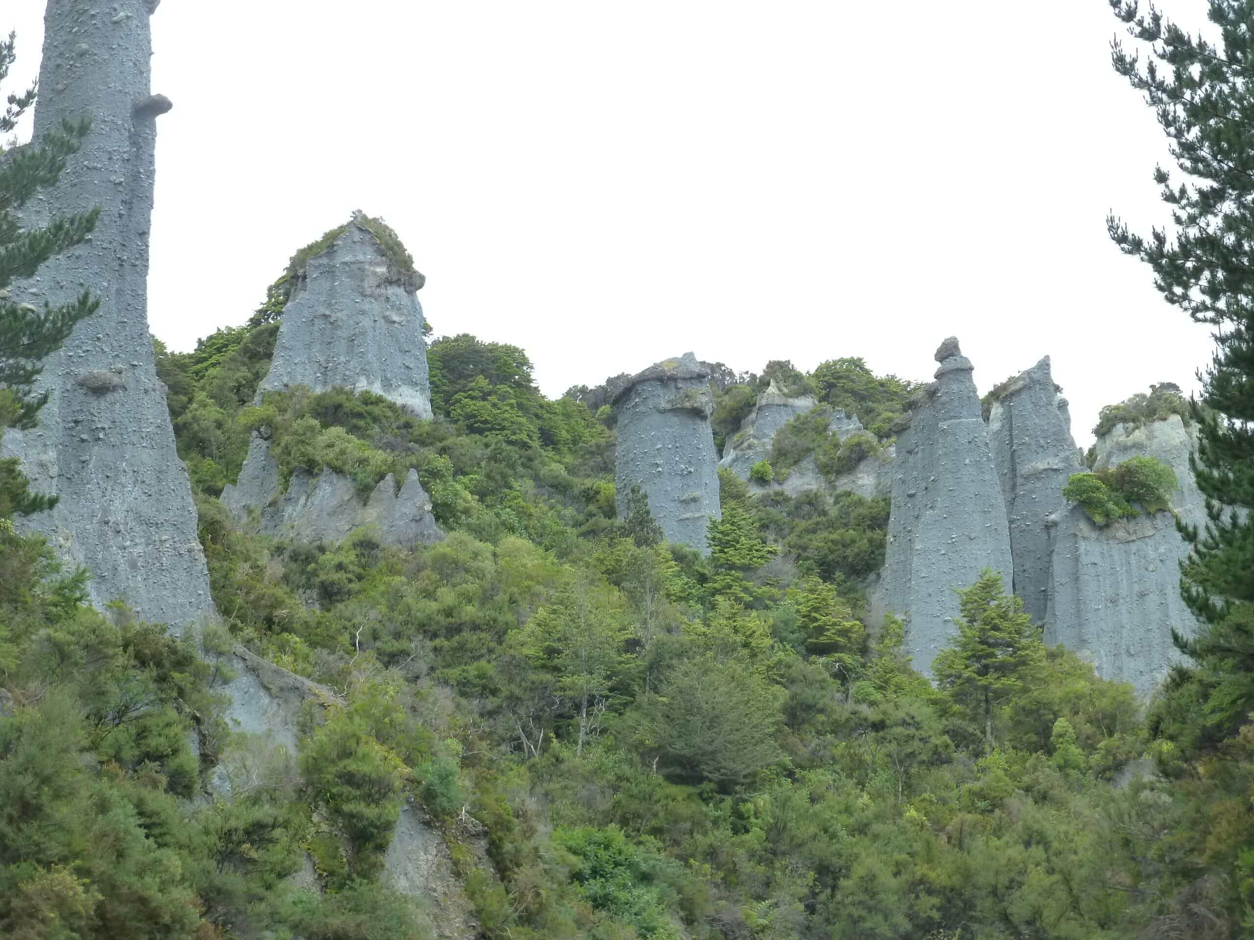 Weit-weg.reisen, Putangirua Pinnacles 13