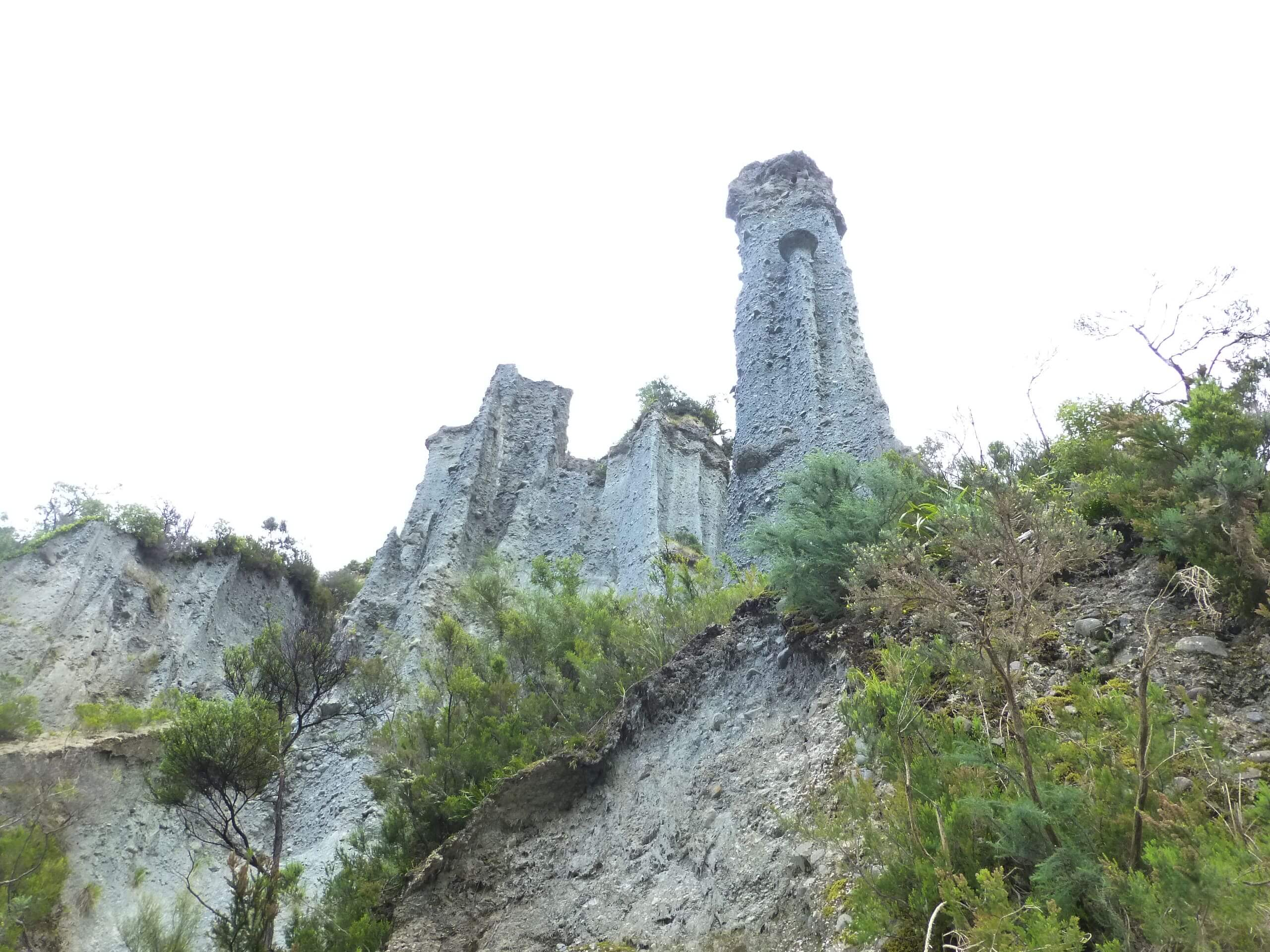 Weit-weg.reisen, Putangirua Pinnacles 14