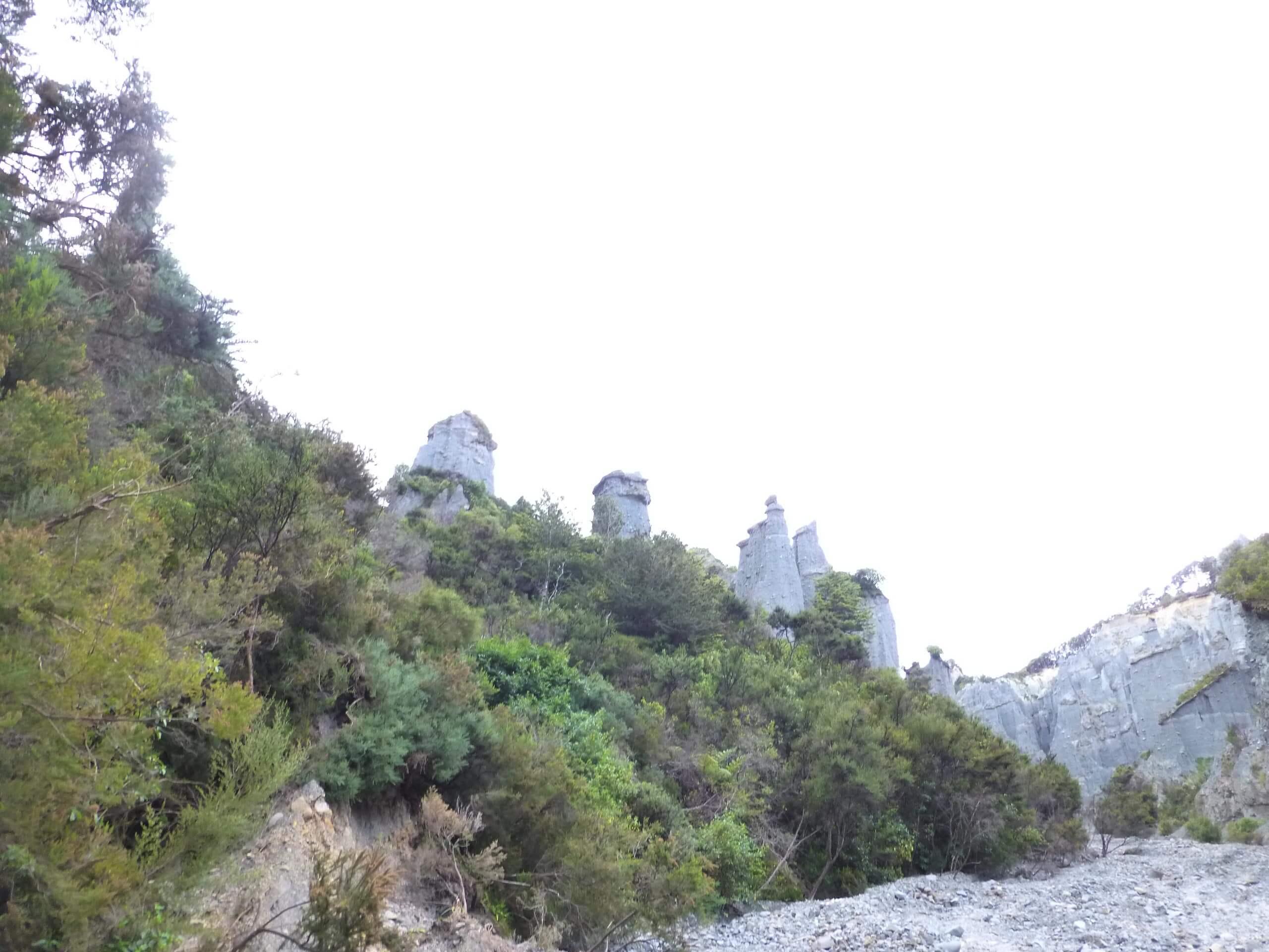 Weit-weg.reisen, Putangirua Pinnacles 15