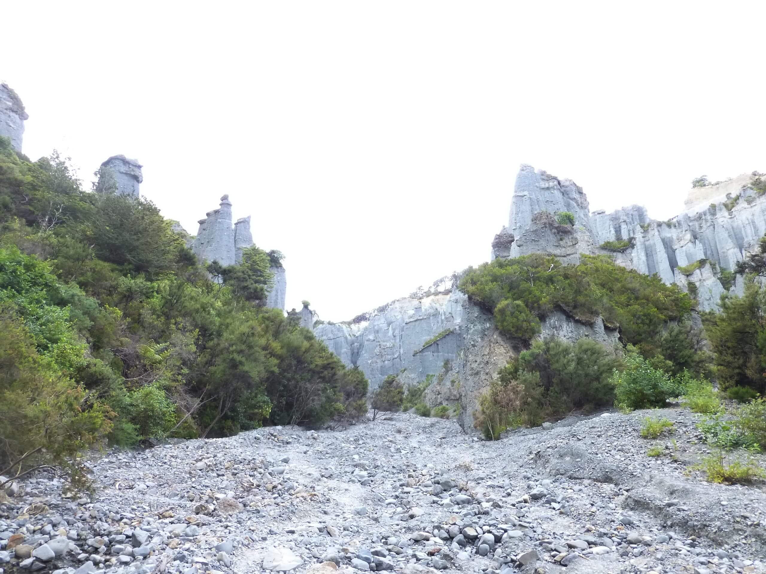 Weit-weg.reisen, Putangirua Pinnacles 17