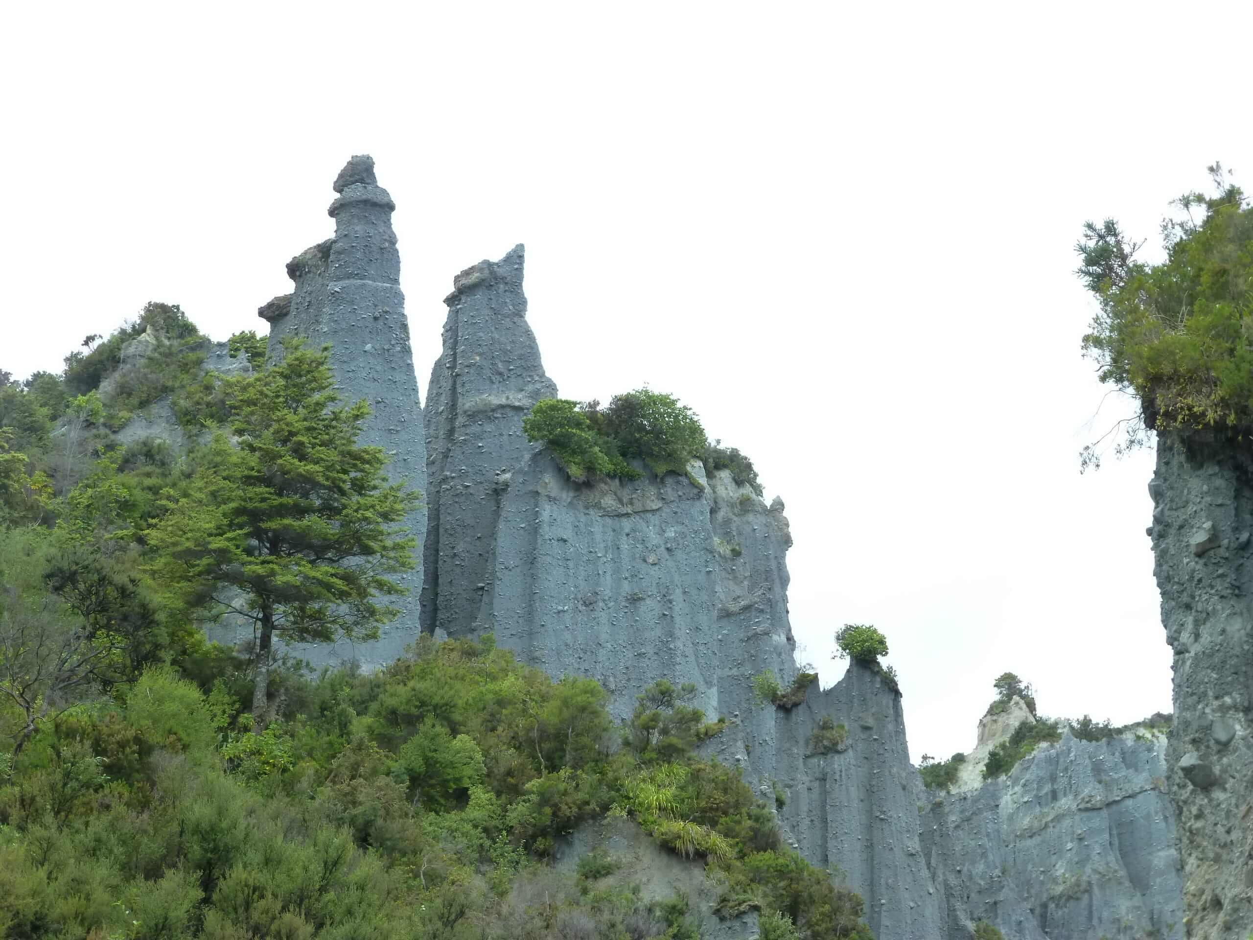 Weit-weg.reisen, Putangirua Pinnacles 20