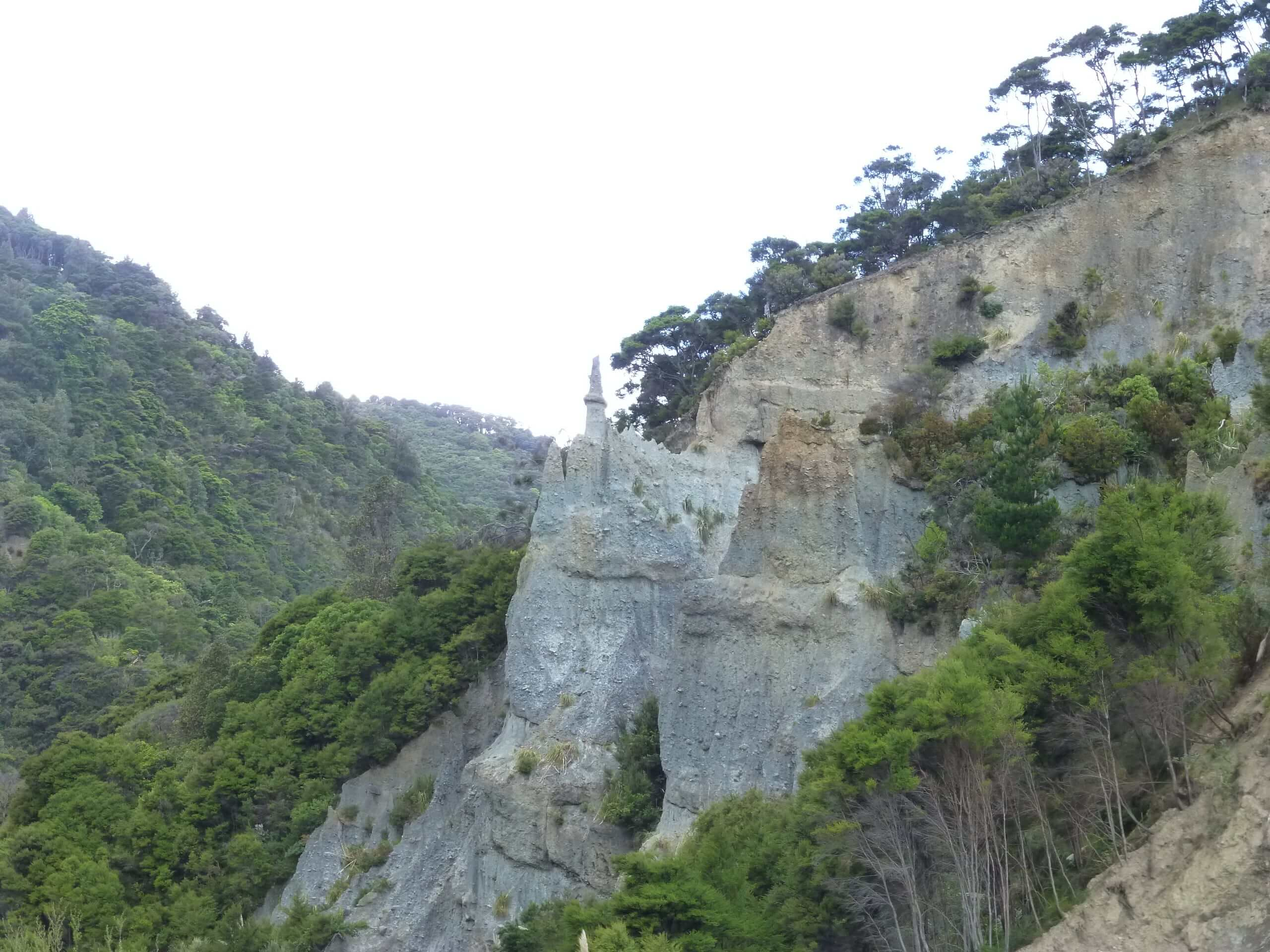Weit-weg.reisen, Putangirua Pinnacles 5