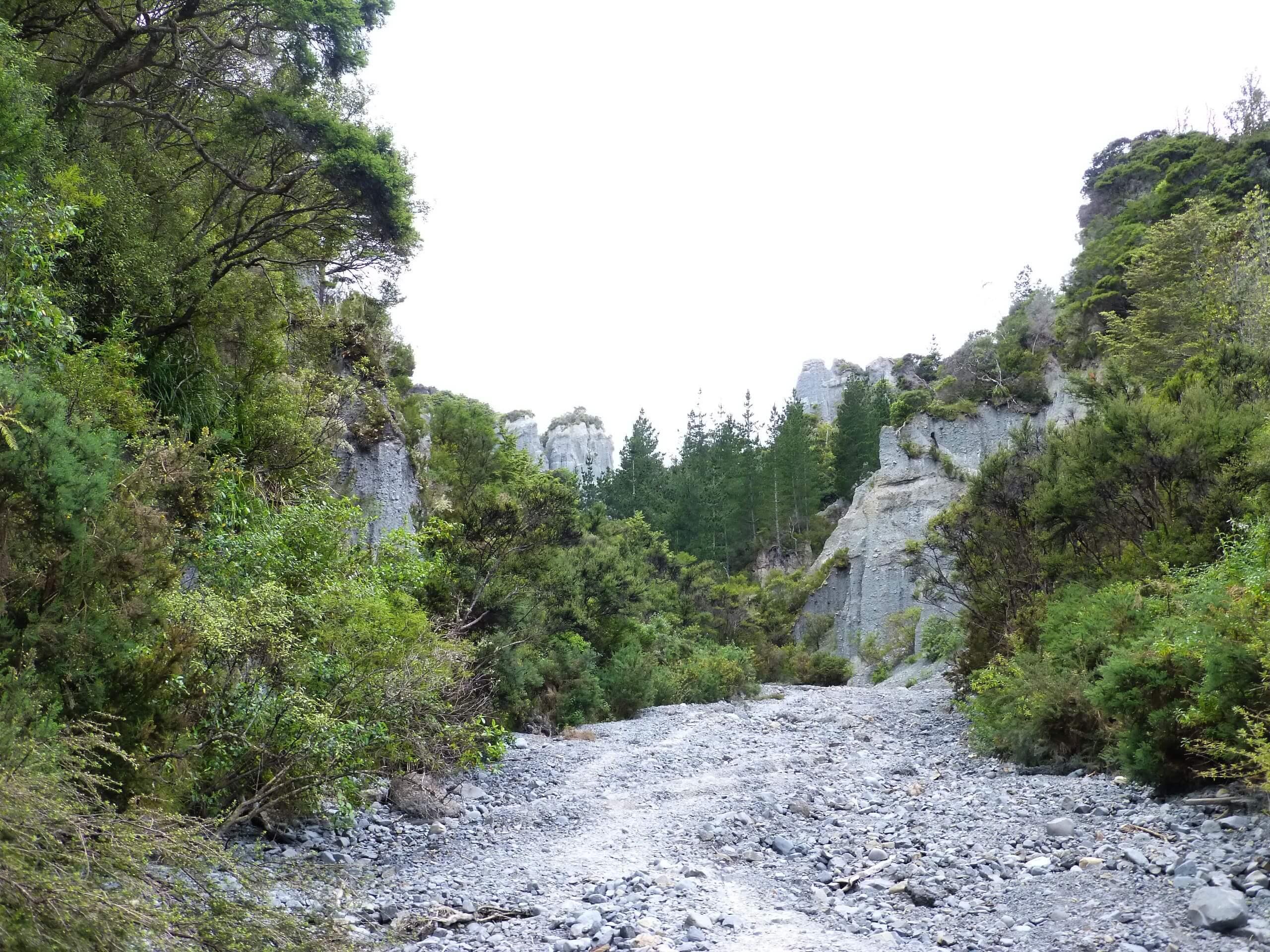Weit-weg.reisen, Putangirua Pinnacles 9