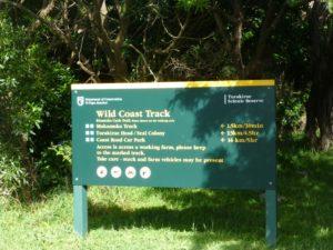 Weit-weg.reisen, Corner Creek Campsite 1