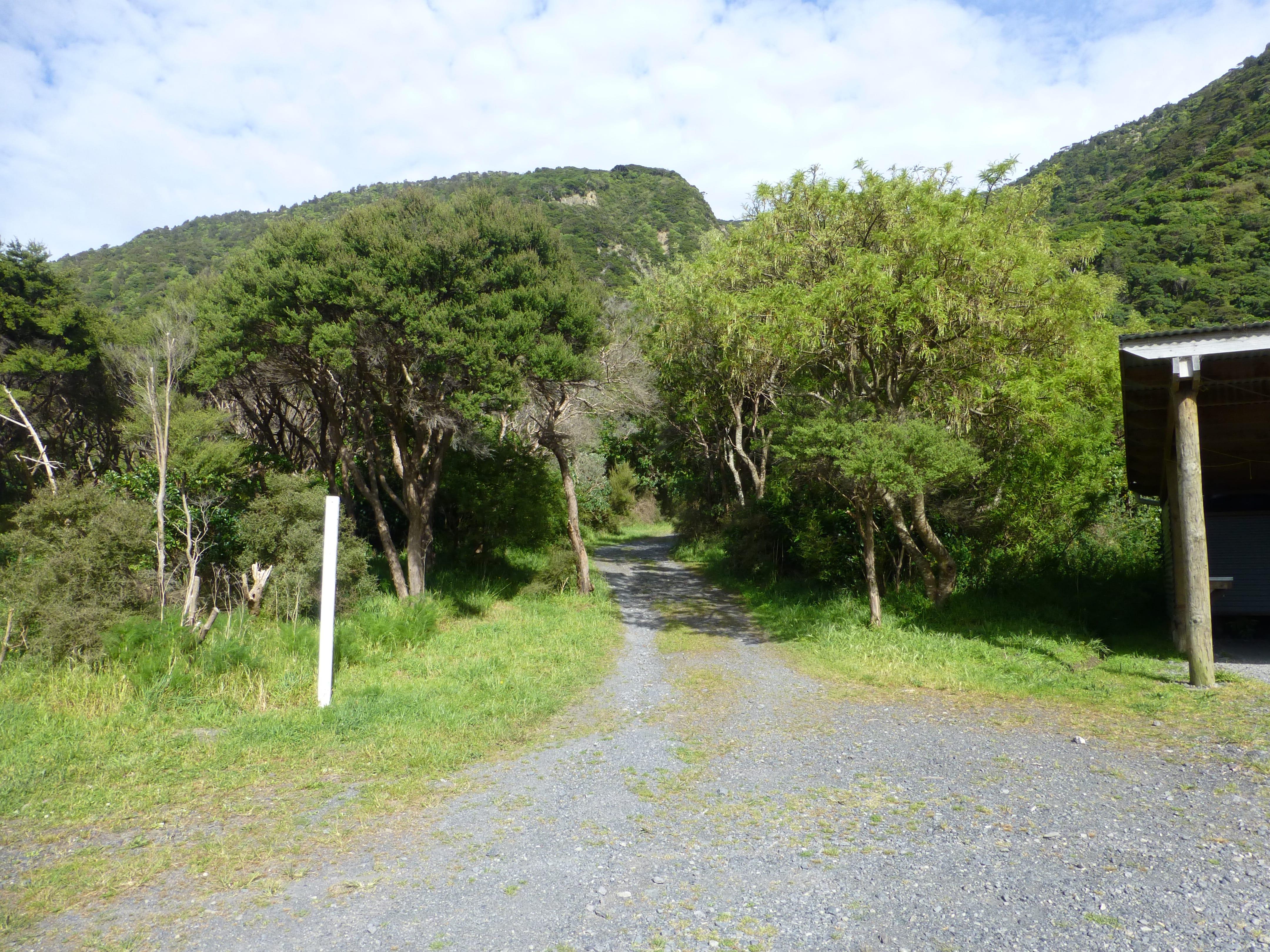 Weit-weg.reisen, Corner Creek Campsite 12