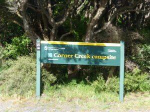 Weit-weg.reisen, Corner Creek Campsite 14