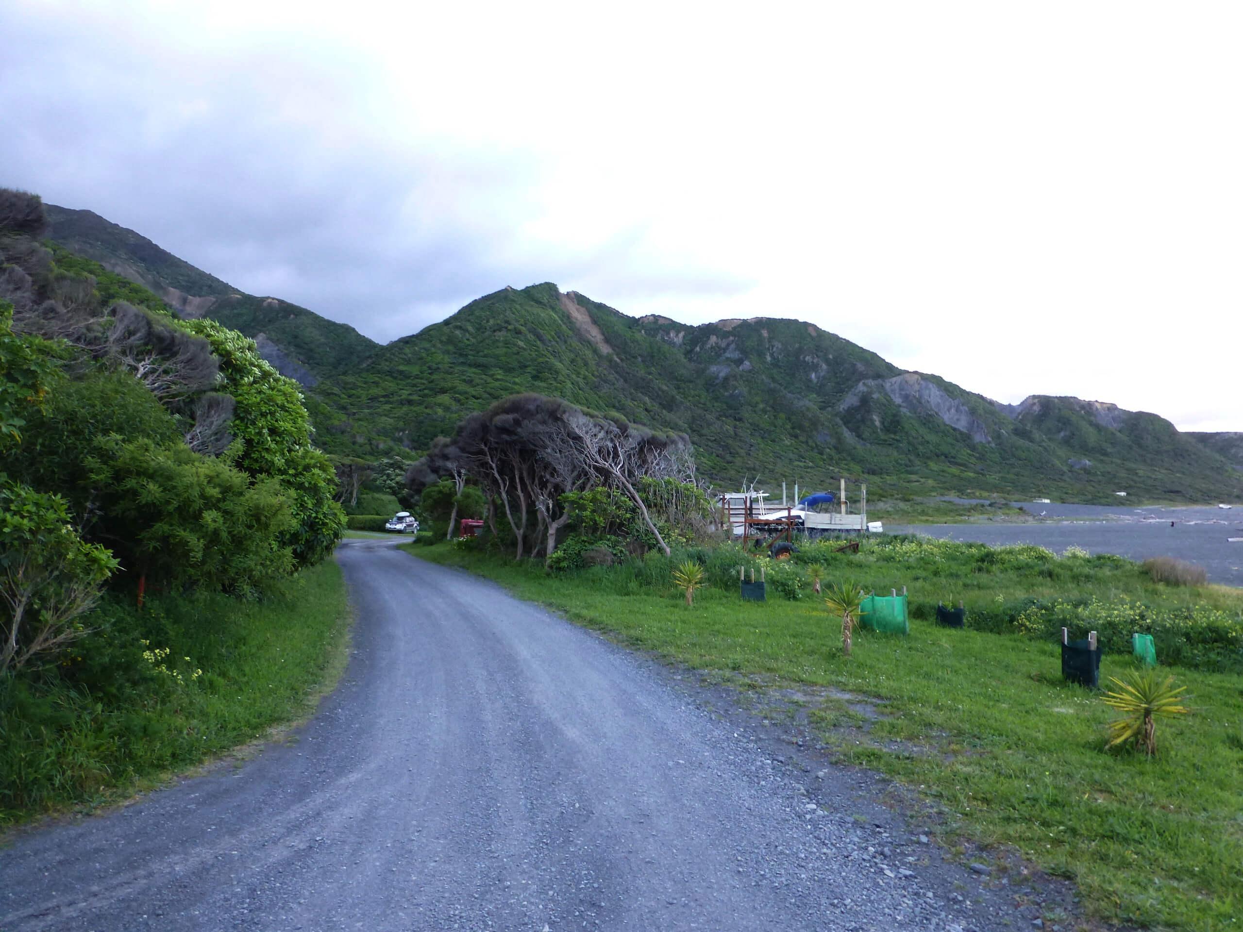 Weit-weg.reisen, Corner Creek Campsite 3